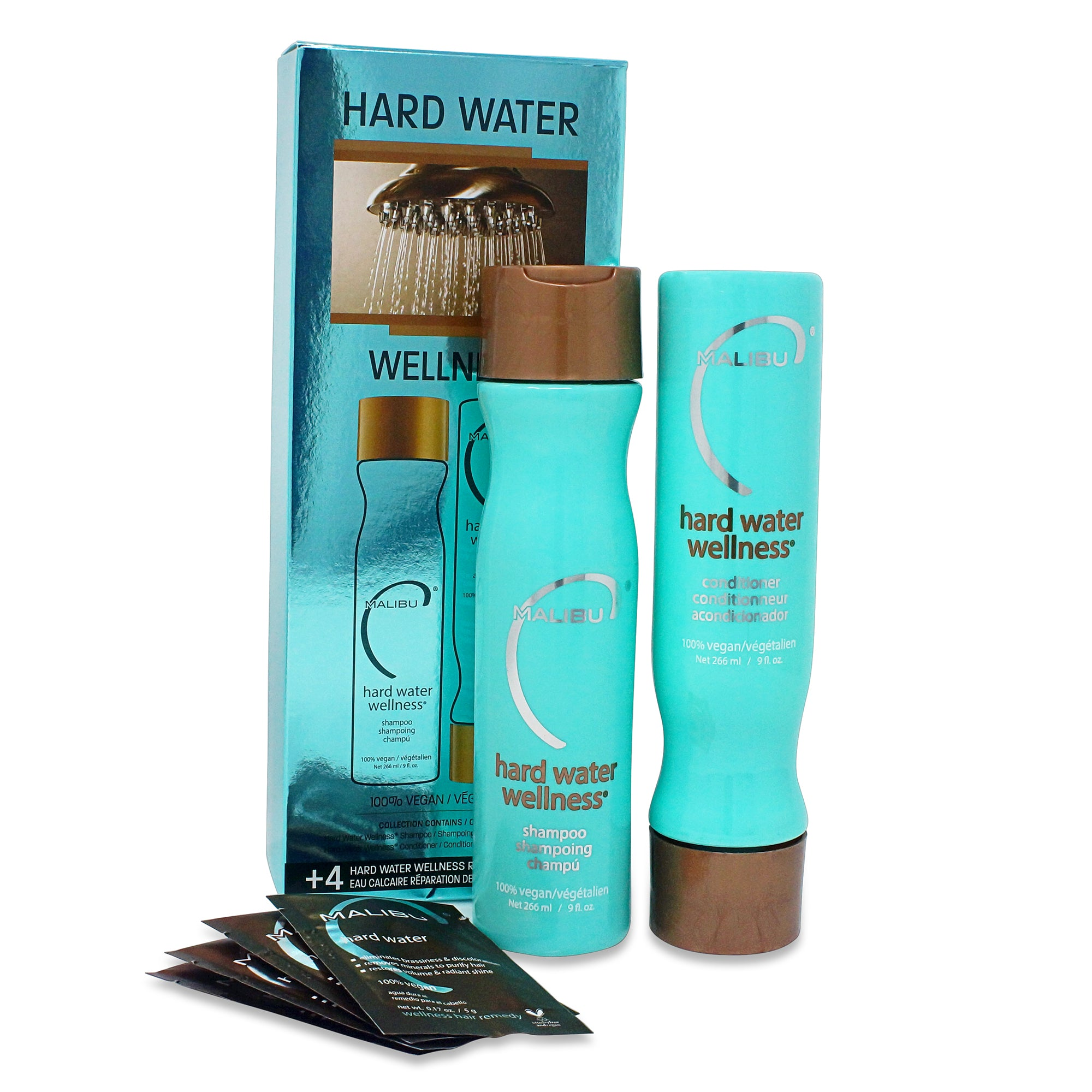 MALIBU ~ HARD WATER WELLNESS KIT* 2018 new product*
