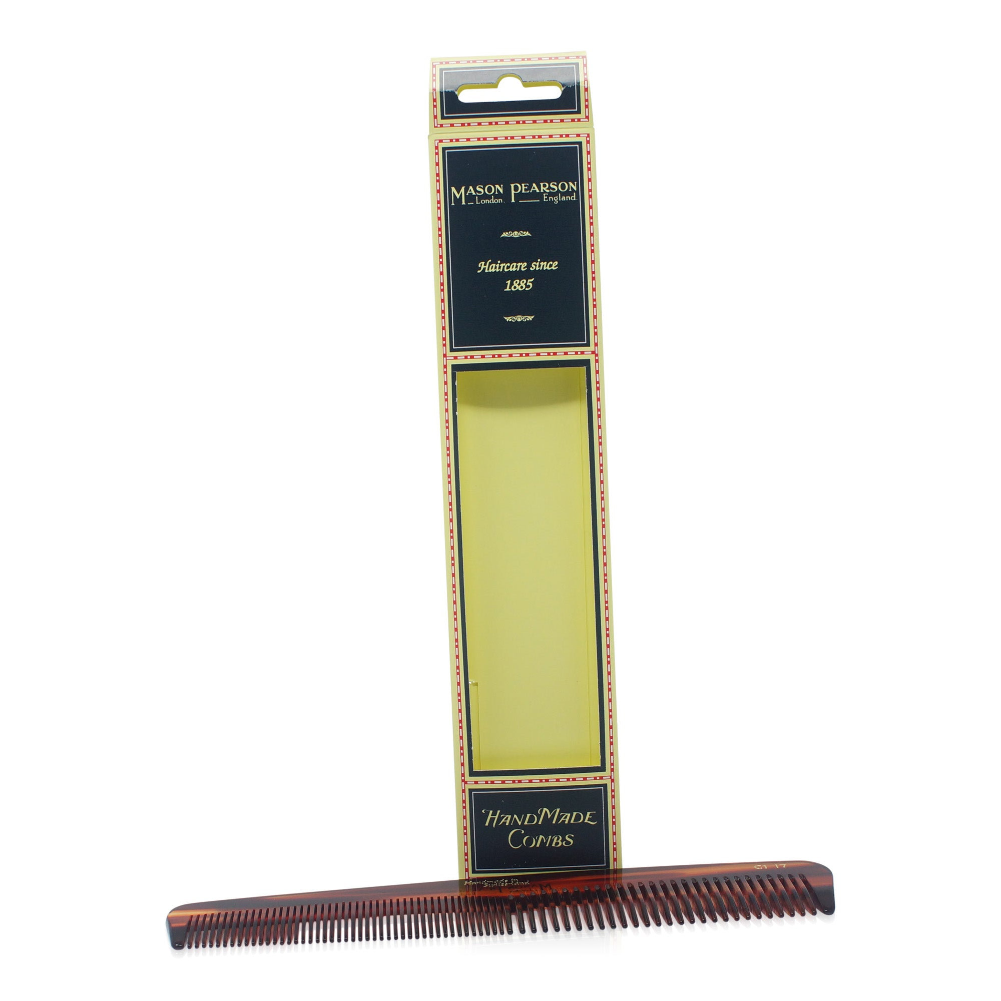 MASON PEARSON BRUSHES ~ COMB ~ DRESSING COMB