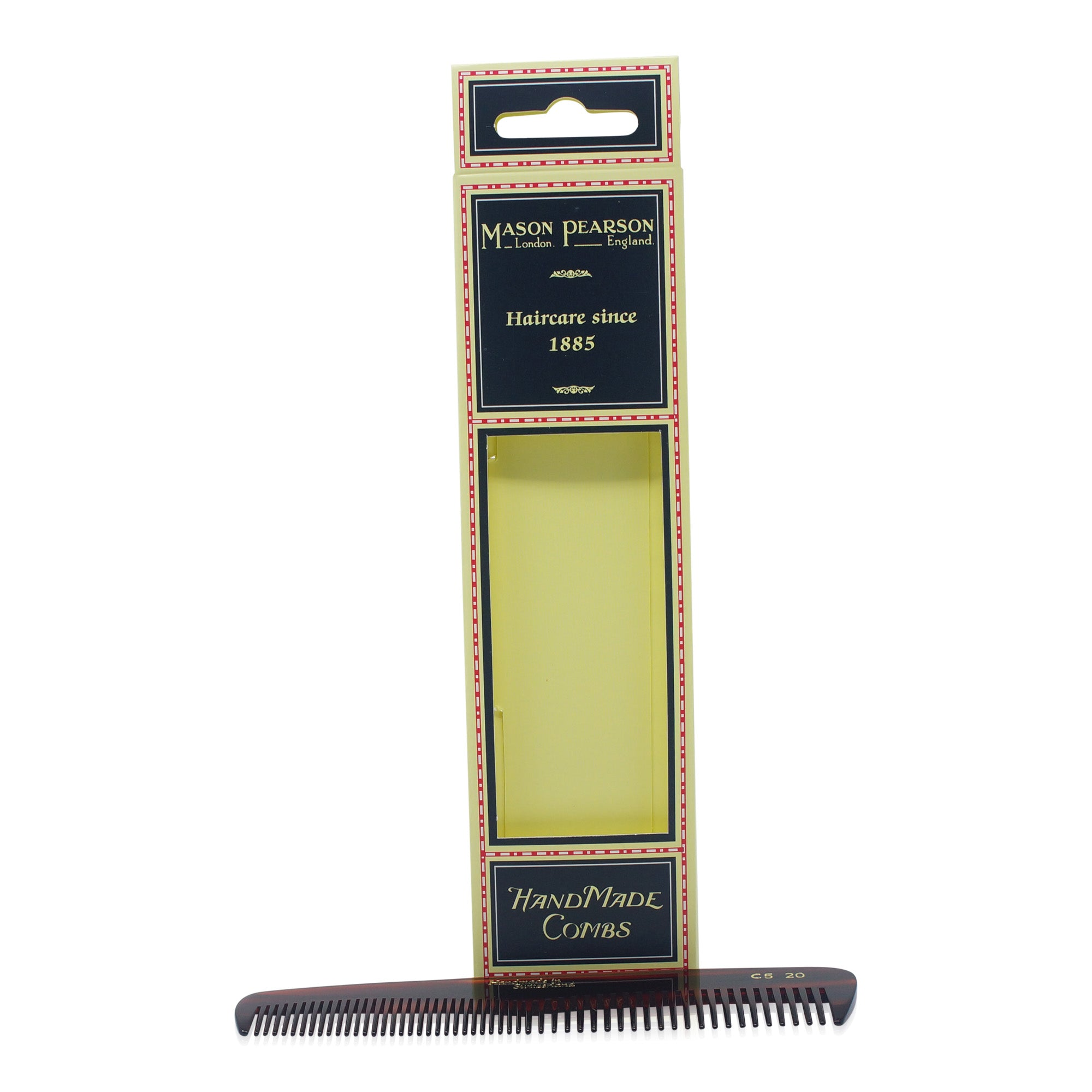 MASON PEARSON BRUSHES ~ COMB ~ POCKET COMB