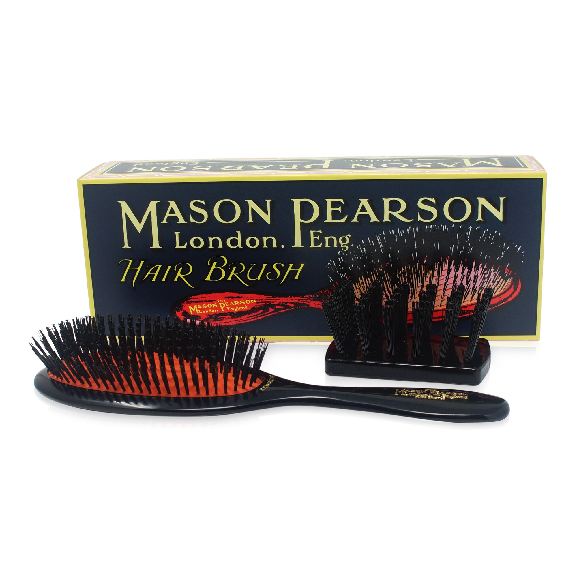 MASON PEARSON BRUSHES ~ PURE BRISTLE ~ HANDY BRISTLE SENSITIVE