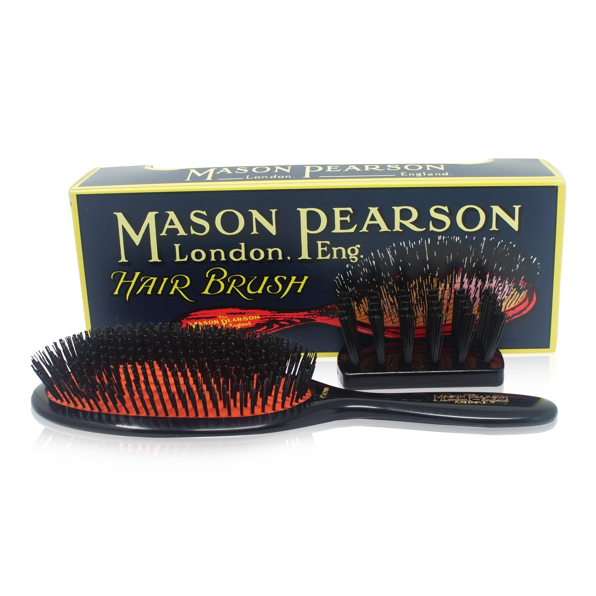 MASON PEARSON BRUSHES ~ PURE BRISTLE ~ LARGE EXTRA