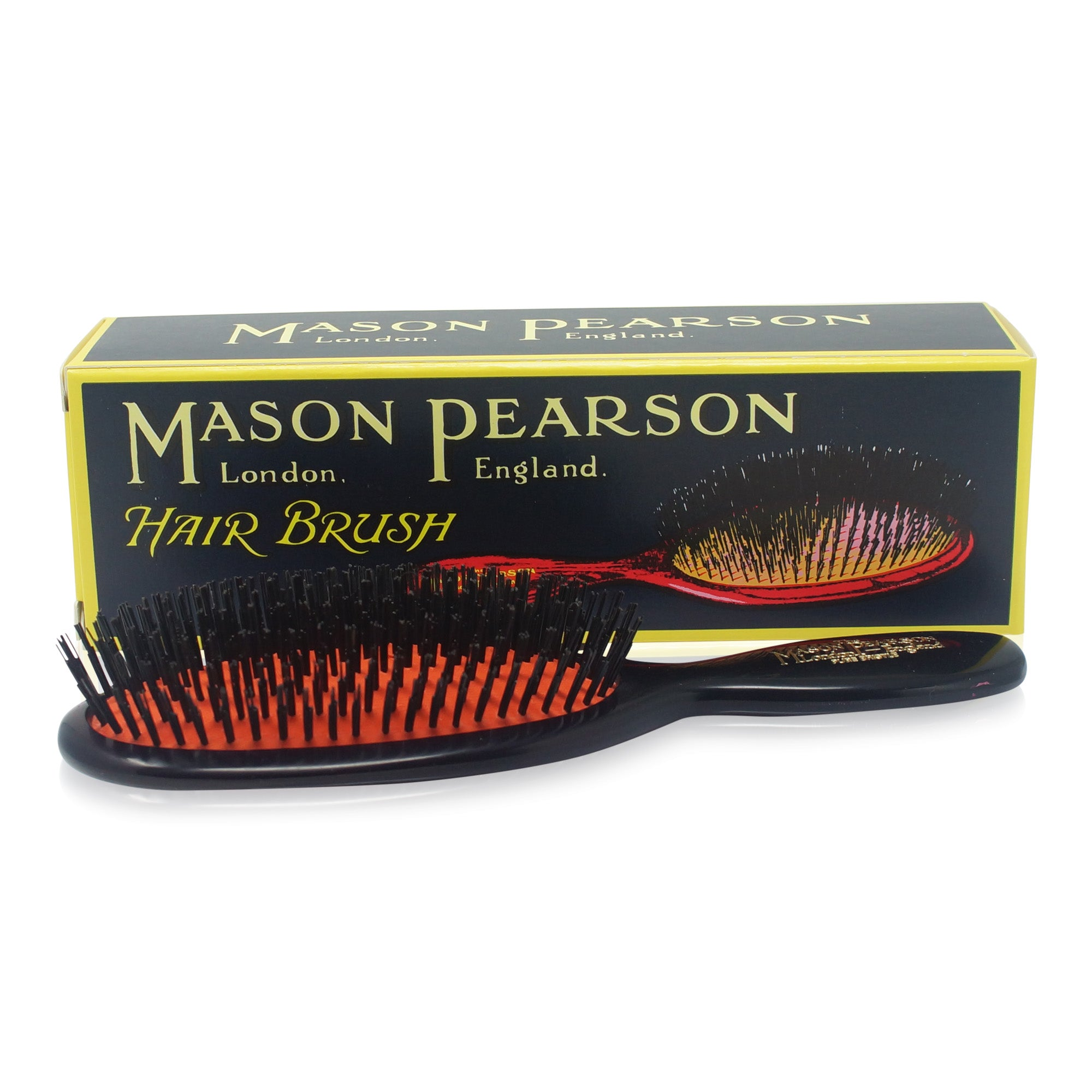MASON PEARSON BRUSHES ~ PURE BRISTLE ~ POCKET BRISTLE