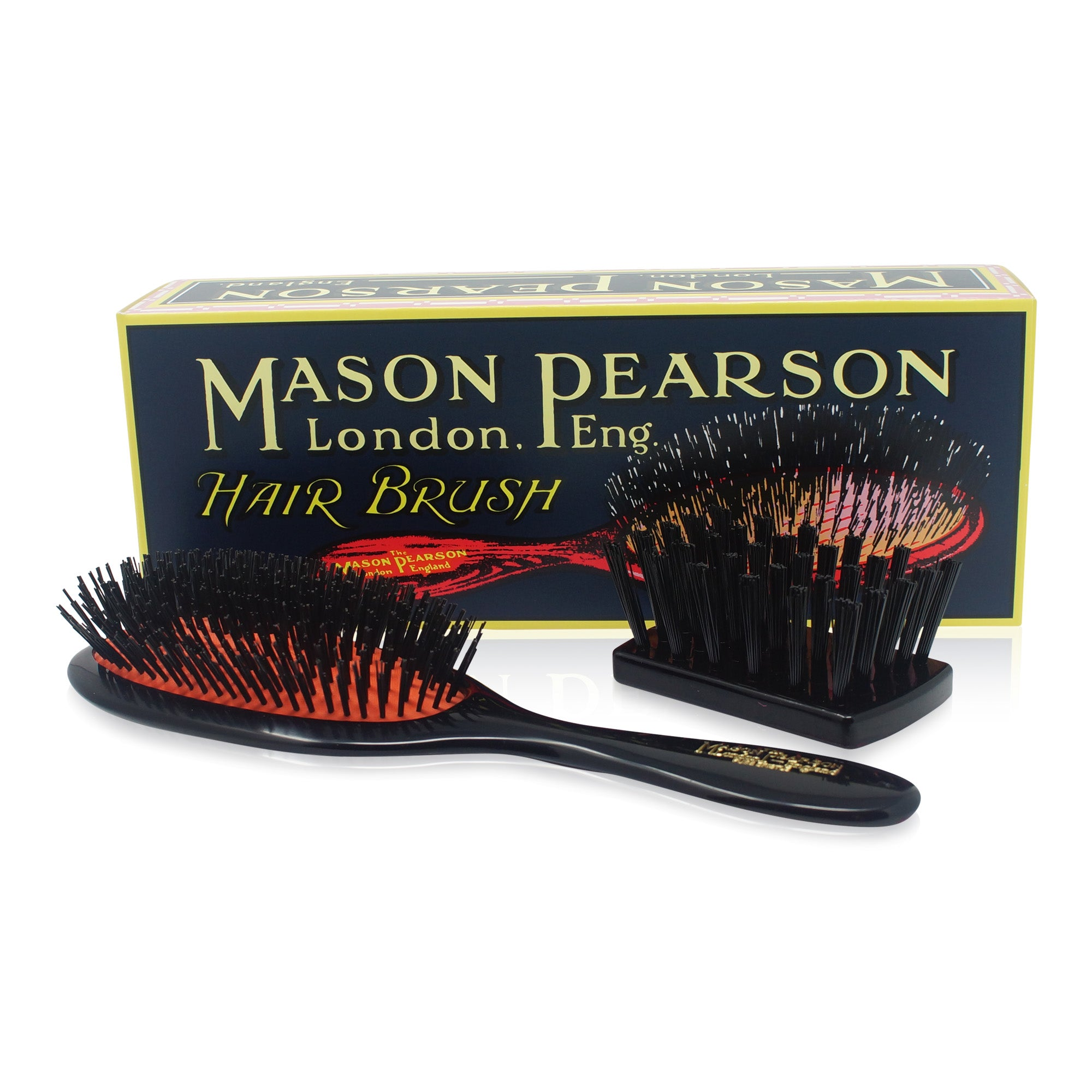 MASON PEARSON BRUSHES ~ PURE BRISTLE ~ HANDY BRISTLE