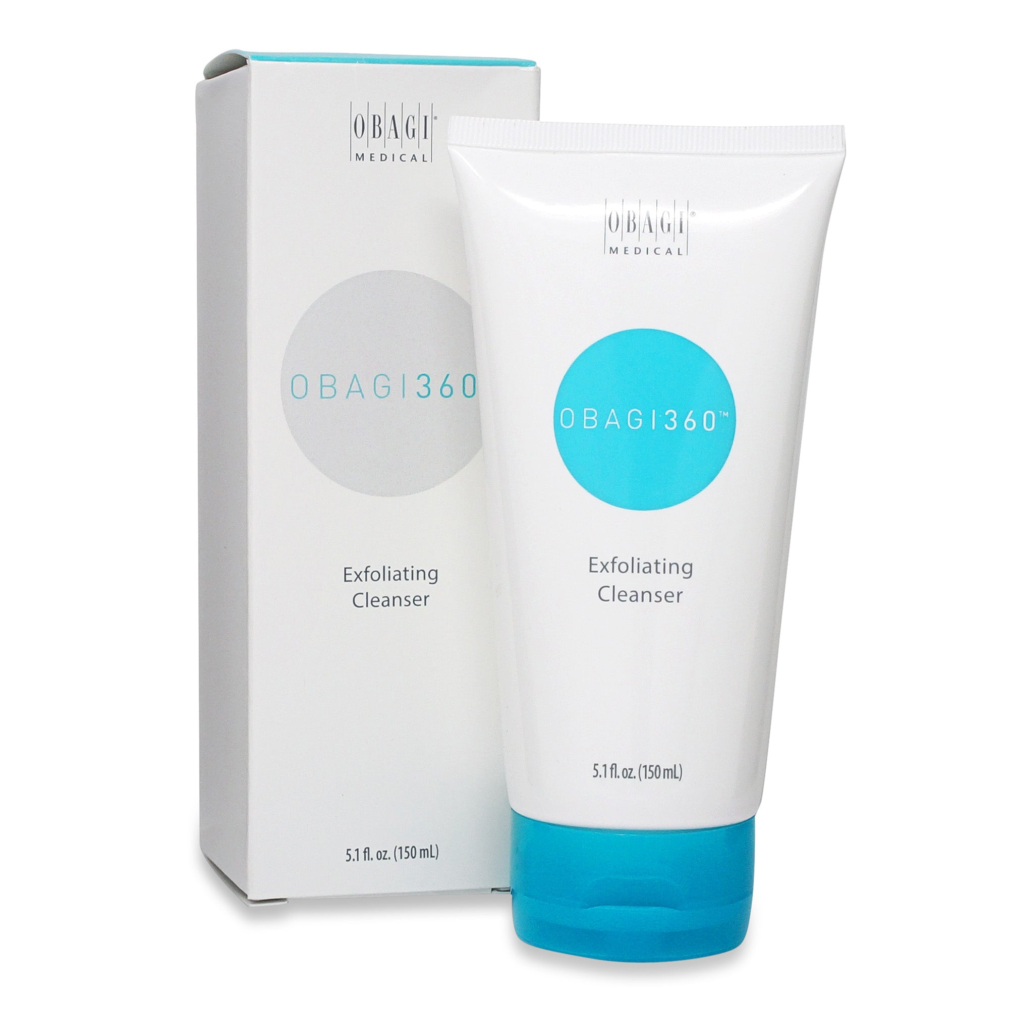 OBAGI ~ OBAGI360° ~ EXFOLIATING CLEANSER 5.1 OZ.