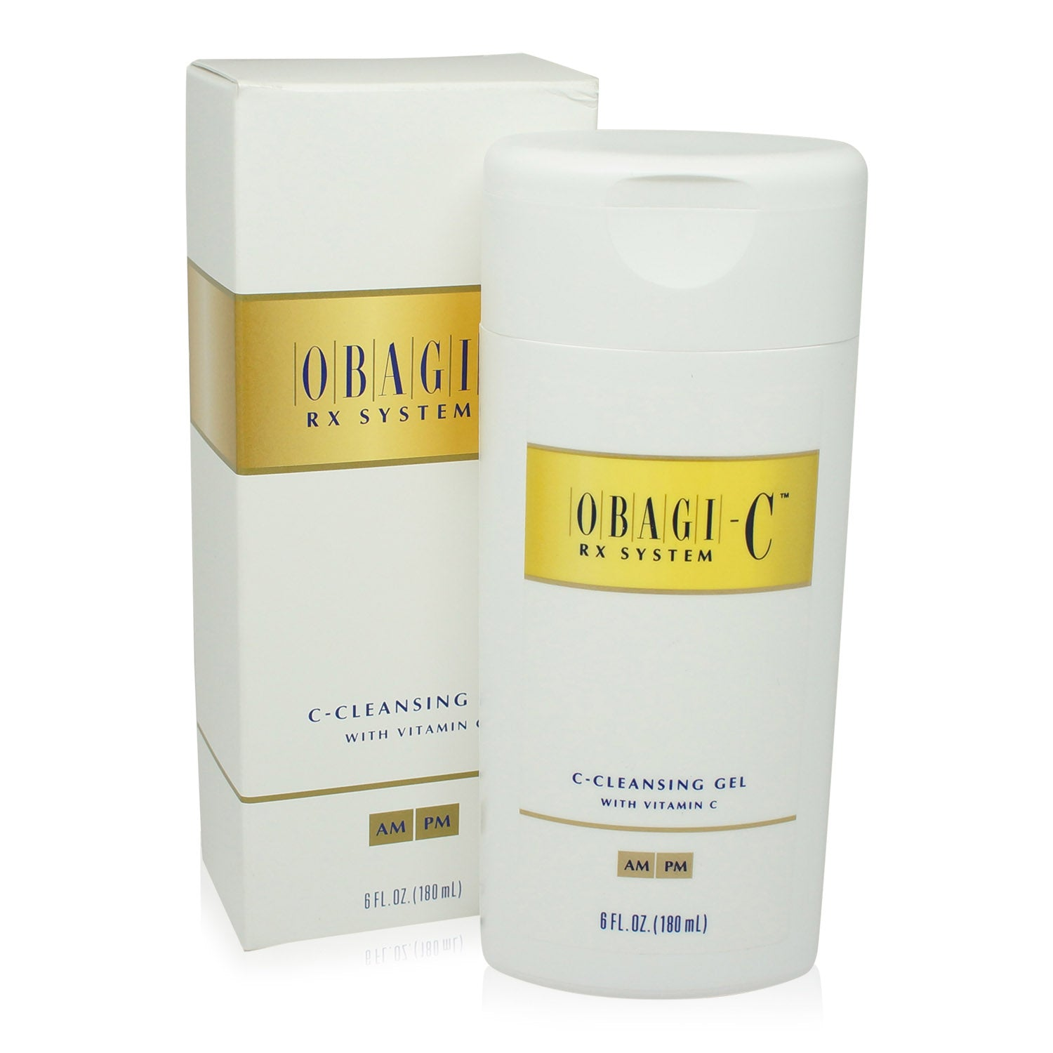 OBAGI ~ OBAGI-C ~ C-CLEANSING GEL 6.0 OZ