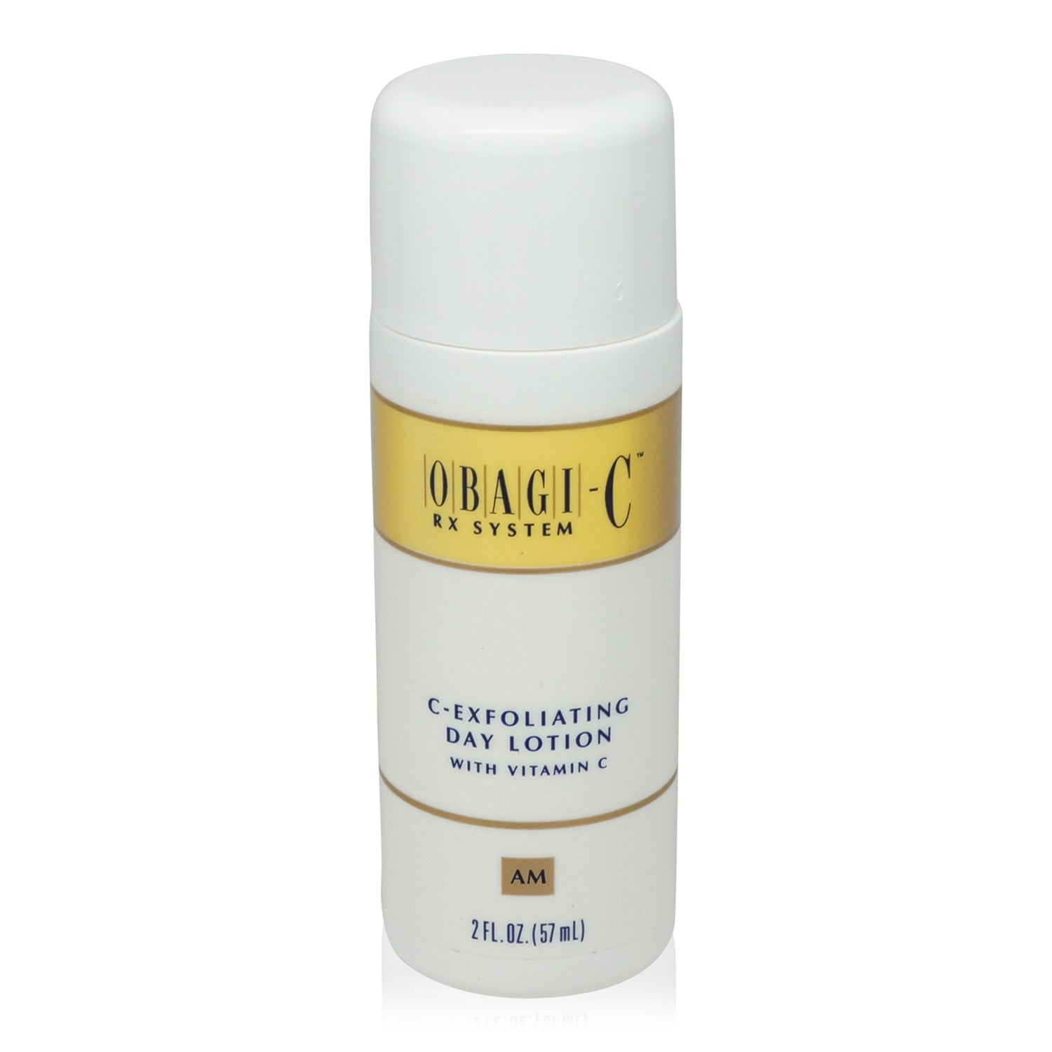 OBAGI ~ OBAGI-C ~ RX C-EXFOLIATING DAY LOTION ~ 2.0 OZ