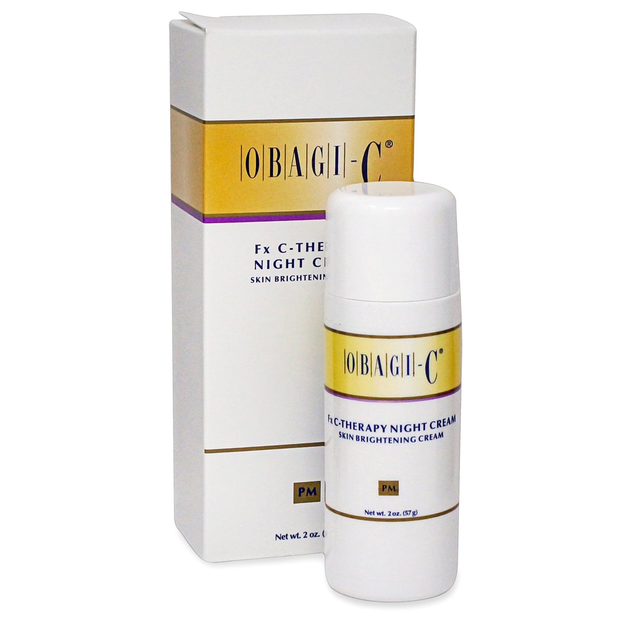 OBAGI ~ OBAGI-C ~ C-FX THERAPY NIGHT CREAM 2.0 OZ