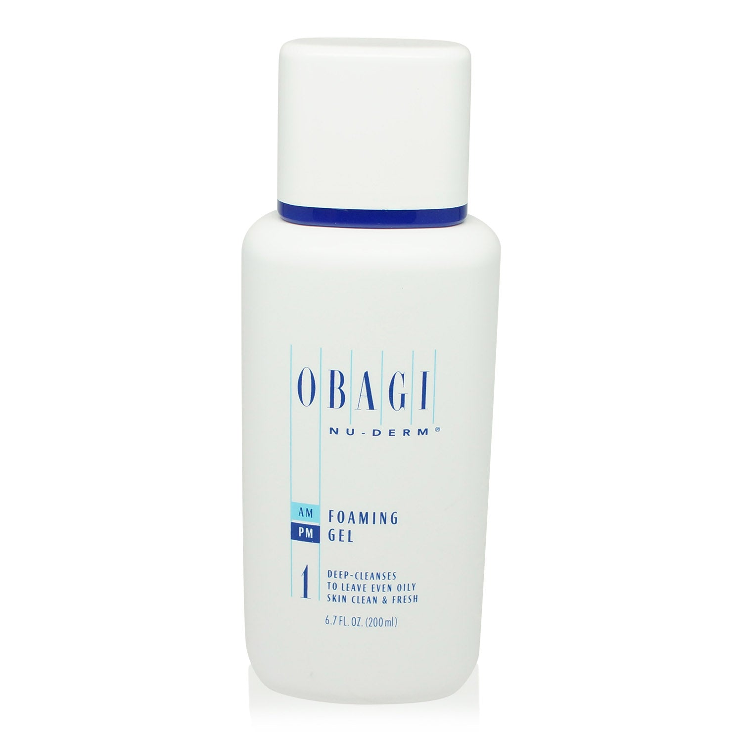 OBAGI ~ NUDERM ~ FOAMING GEL ~ 6.7 OZ