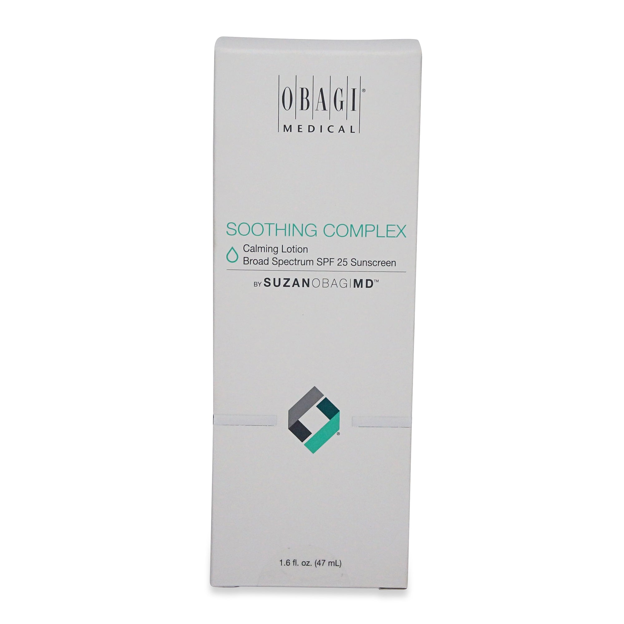 OBAGI ~ SUZANOBAGIMD ~ SOOTHING COMPLEX CALMING LOTION SPF25 ~ 1.6OZ  *NEW2019*