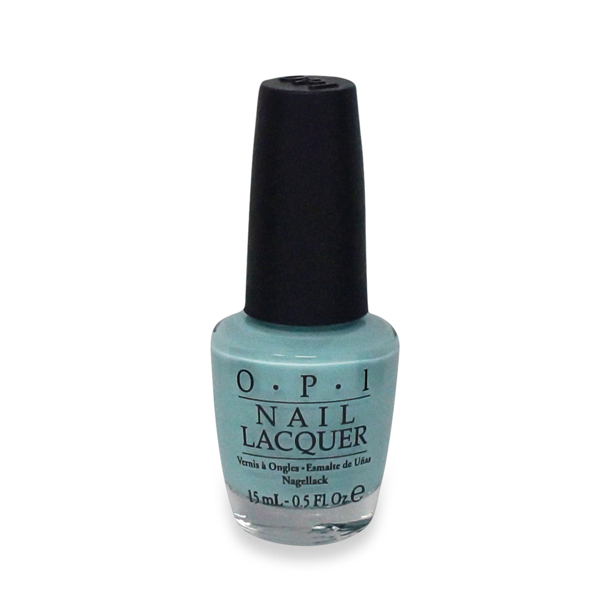 OPI ~ GELATO ON MY MIND (NLV33) ~ .5 oz