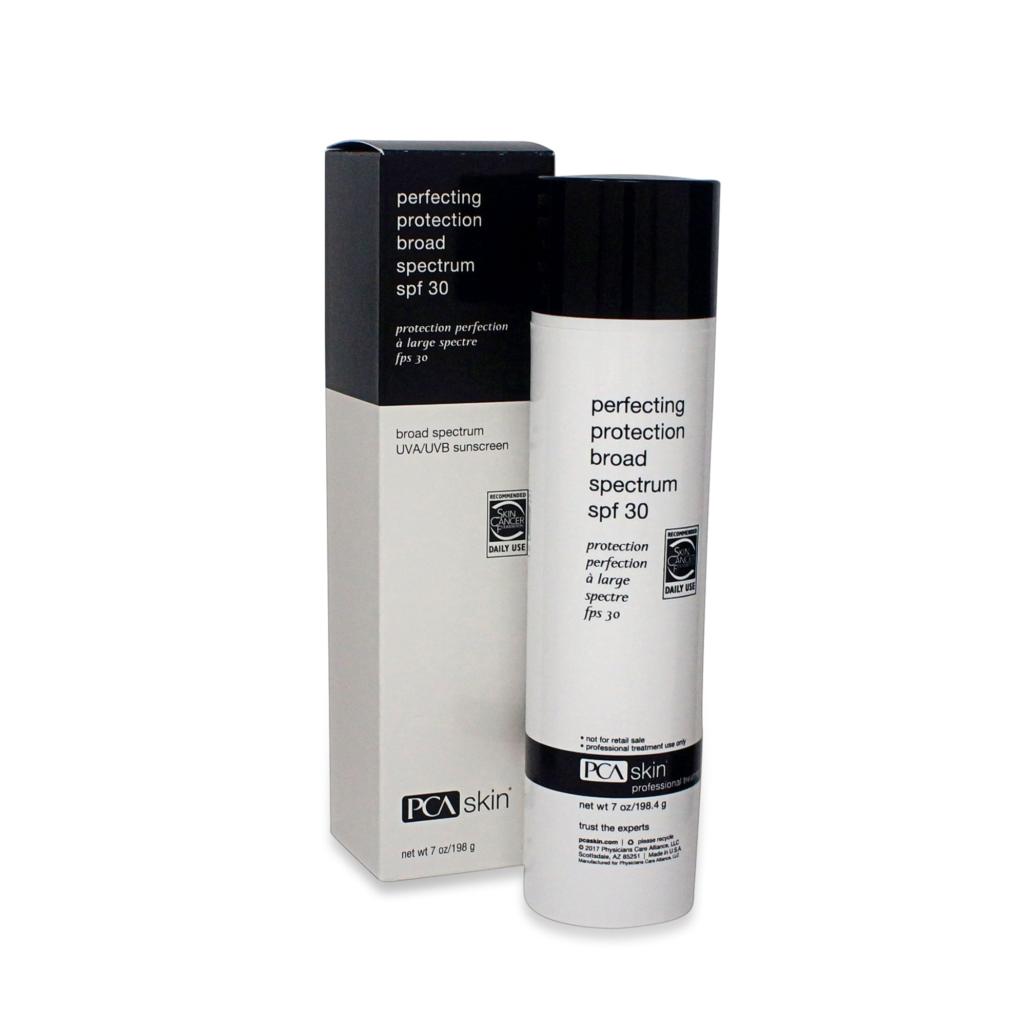 PCA SKIN ~ PERFECTING PROTECTION BROAD SPECTRUM SPF 30 ~ 7OZ