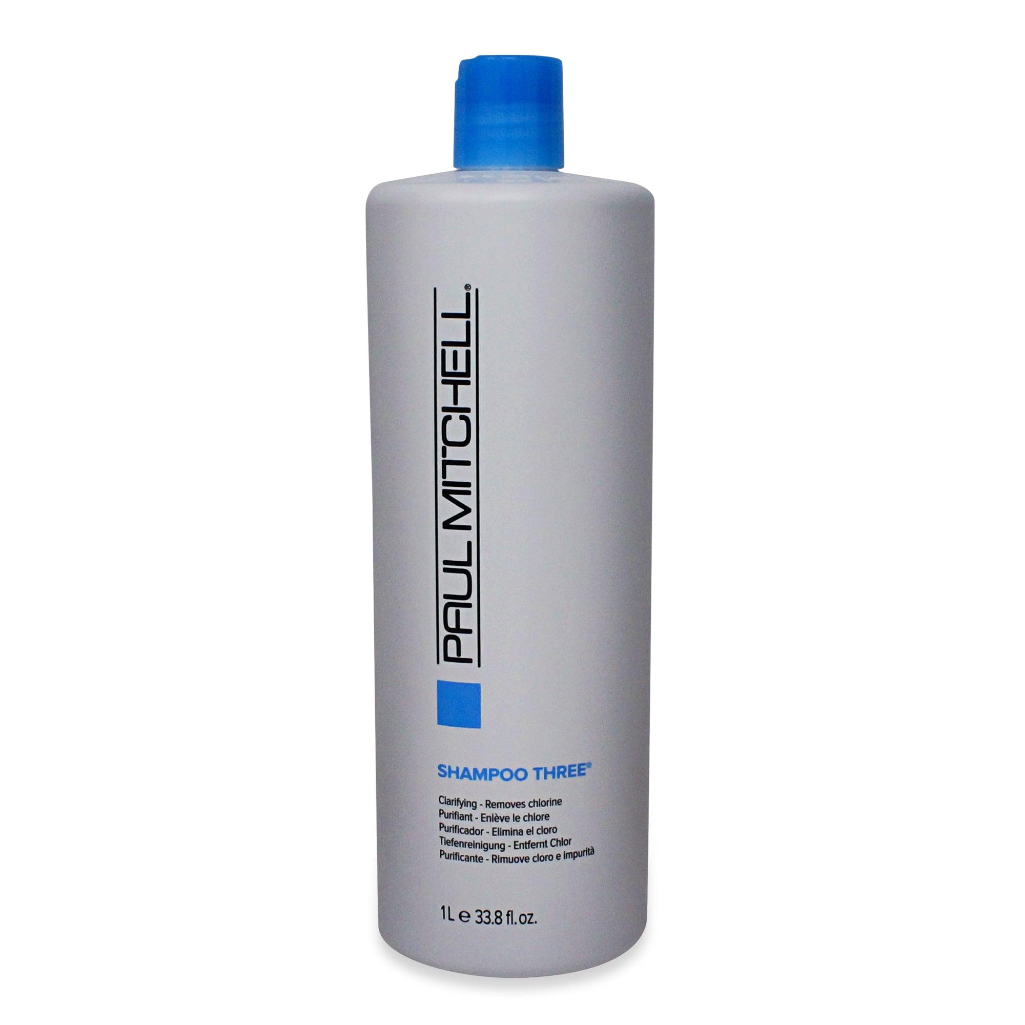 PAUL MITCHELL ~ CLARIFYING ~ SHAMPOO THREE ~ 33.8 OZ