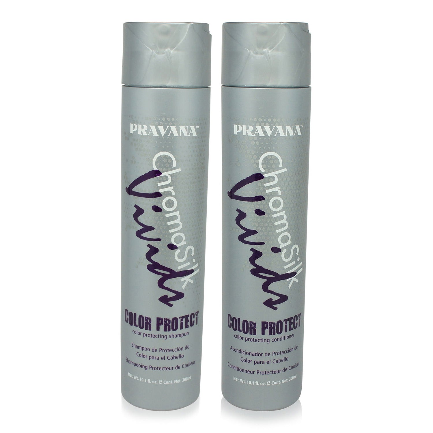 PRAVANA ~ VIVIDS SHAMPOO AND CONDITIONER 10 OZ COMBO PACK