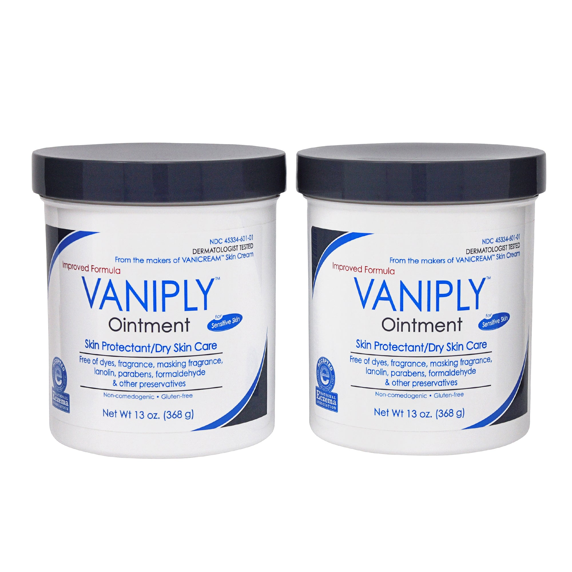 PSI ~ VANIPLY OINTMENT ~ 13 oz  2 PACK