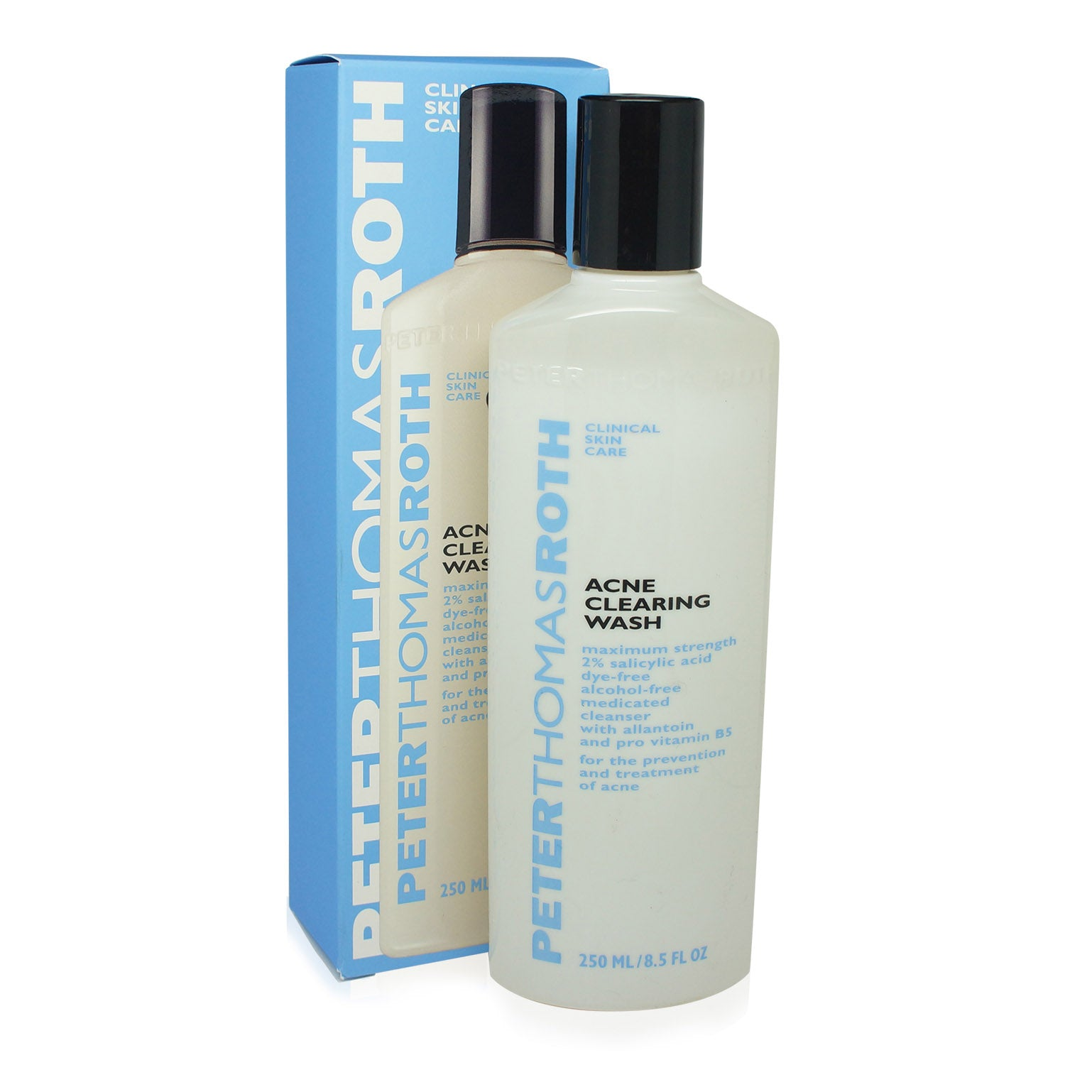 PETER THOMAS ROTH ~ ACNE CLEARING WASH ~ 8.5 FL OZ *2018*
