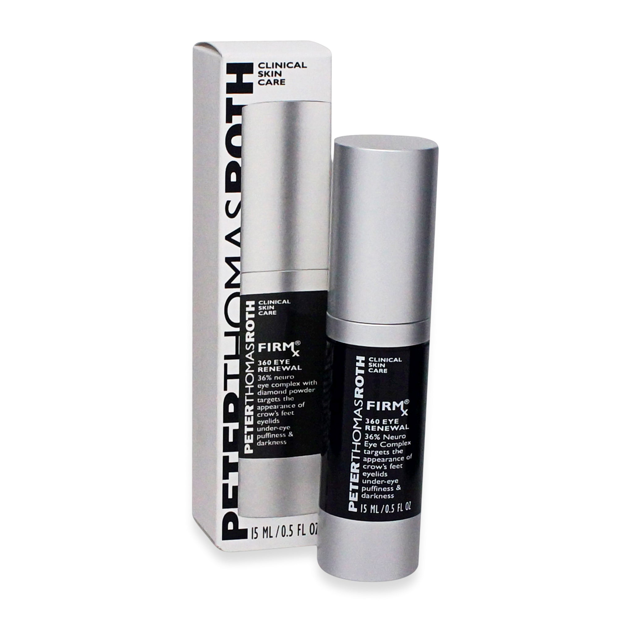 PETER THOMAS ROTH ~ FIRMX 360 EYE RENEWAL ~ 0.5OZ