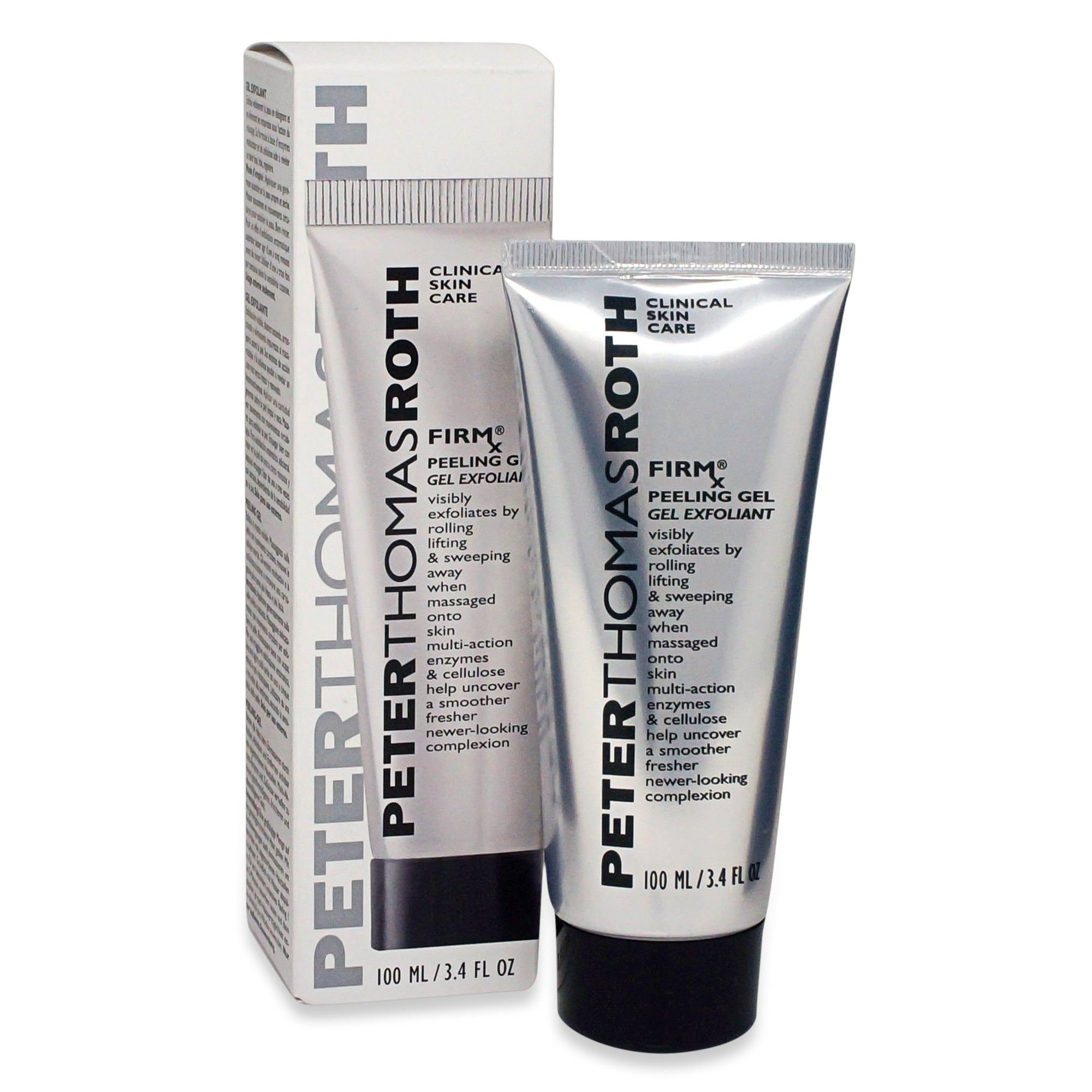 PETER THOMAS ROTH ~ FIRMX PEELING GEL ~ 3.4FL OZ