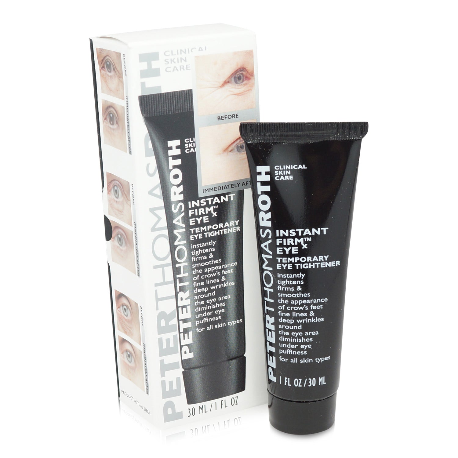 PETER THOMAS ROTH ~ INSTANT FIRMX TEMPORARY EYE TIGHTENER ~ 1 FL OZ  *2018*