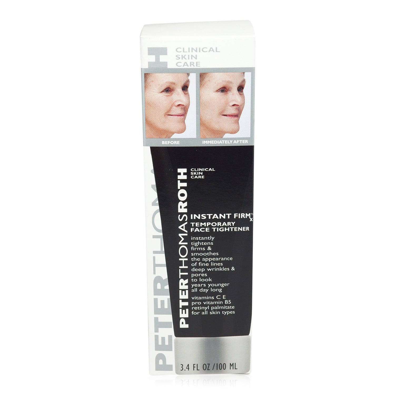 PETER THOMAS ROTH ~ INSTANT FIRMX TEMPORARY FACE TIGHTENER ~ 3.4 FL OZ *2018*