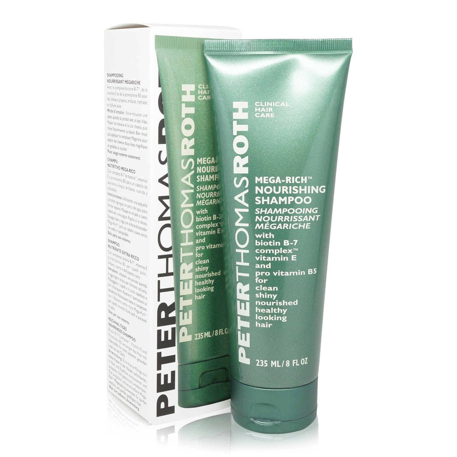 PETER THOMAS ROTH ~ MEGA RICH NOURISHING SHAMPOO ~ 8OZ