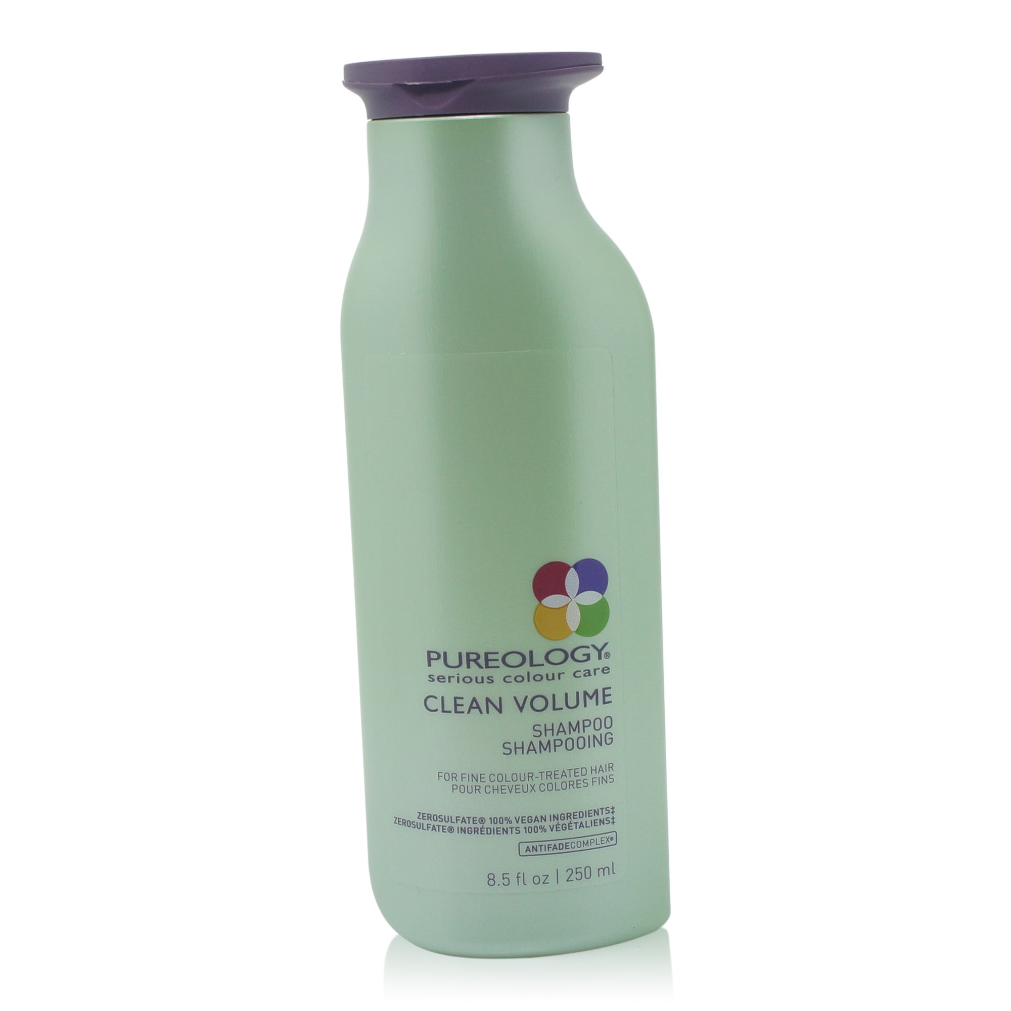 PUREOLOGY ~ CLEAN VOLUME SHAMPOO ~ 250ML
