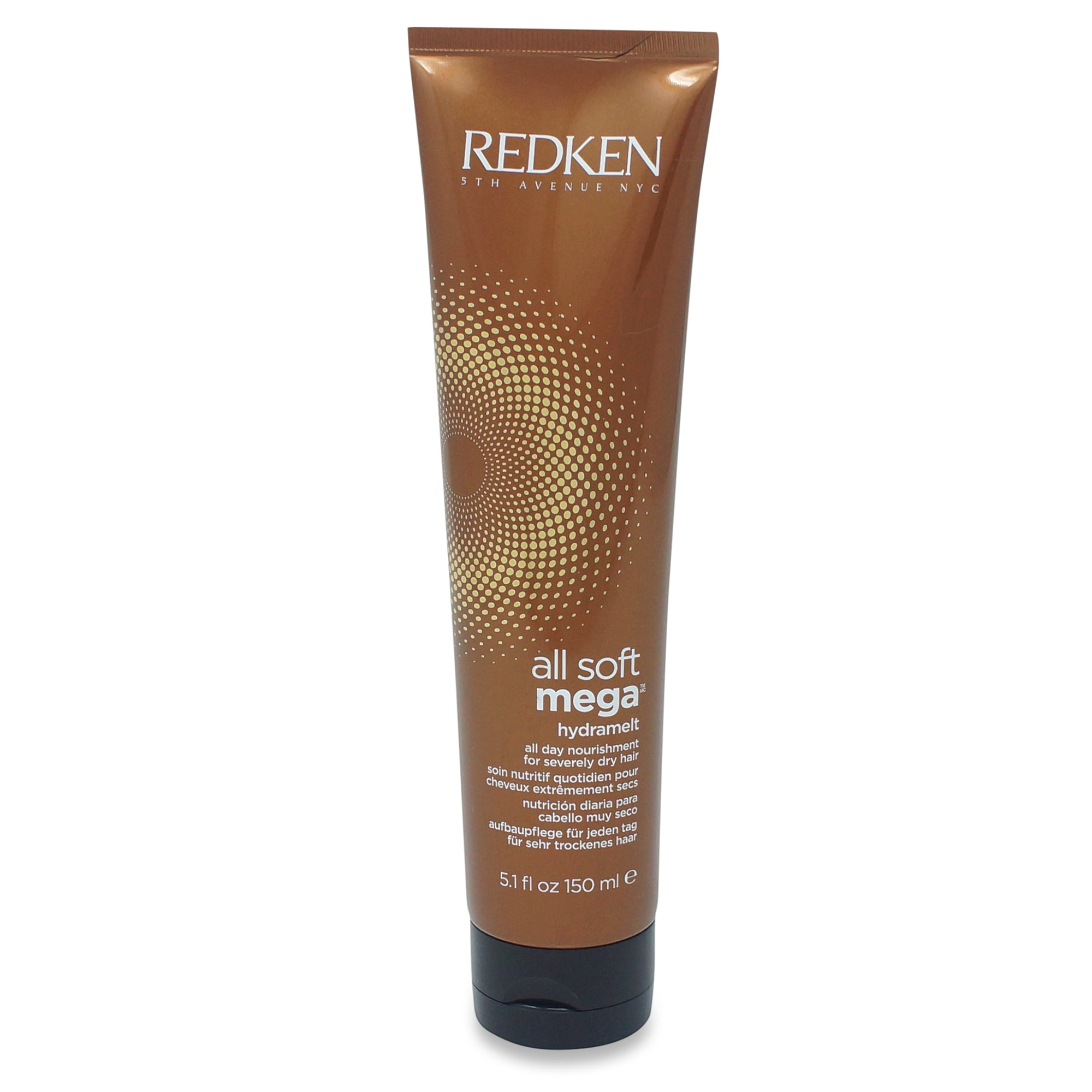 REDKEN ~ ALL SOFT MEGA HYDRAMELT ~ 5.1 OZ