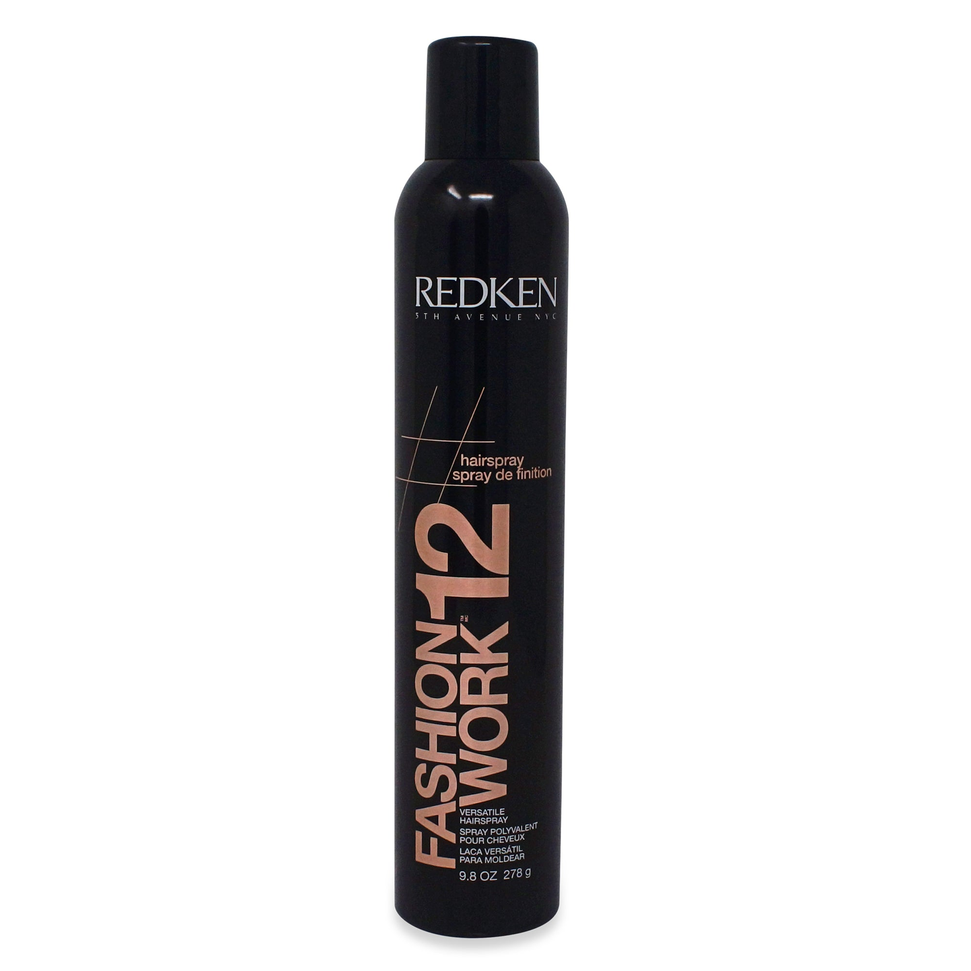 REDKEN ~ FASHION WORK 12 VERSATILE WORKING SPRAY ~ 9.8OZ