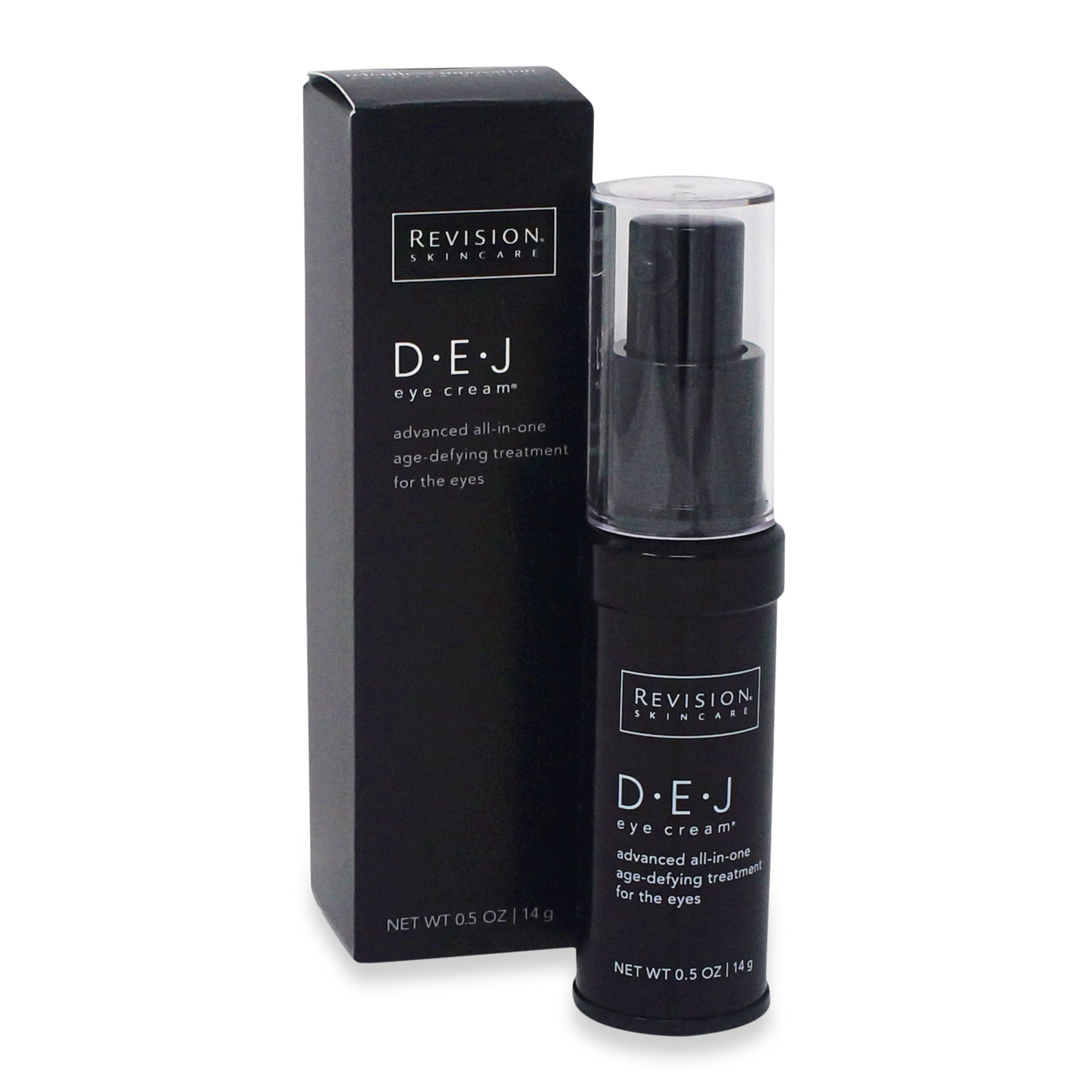 REVISION ~ DEJ EYE CREAM ~ 0.5 OZ W/PUMP