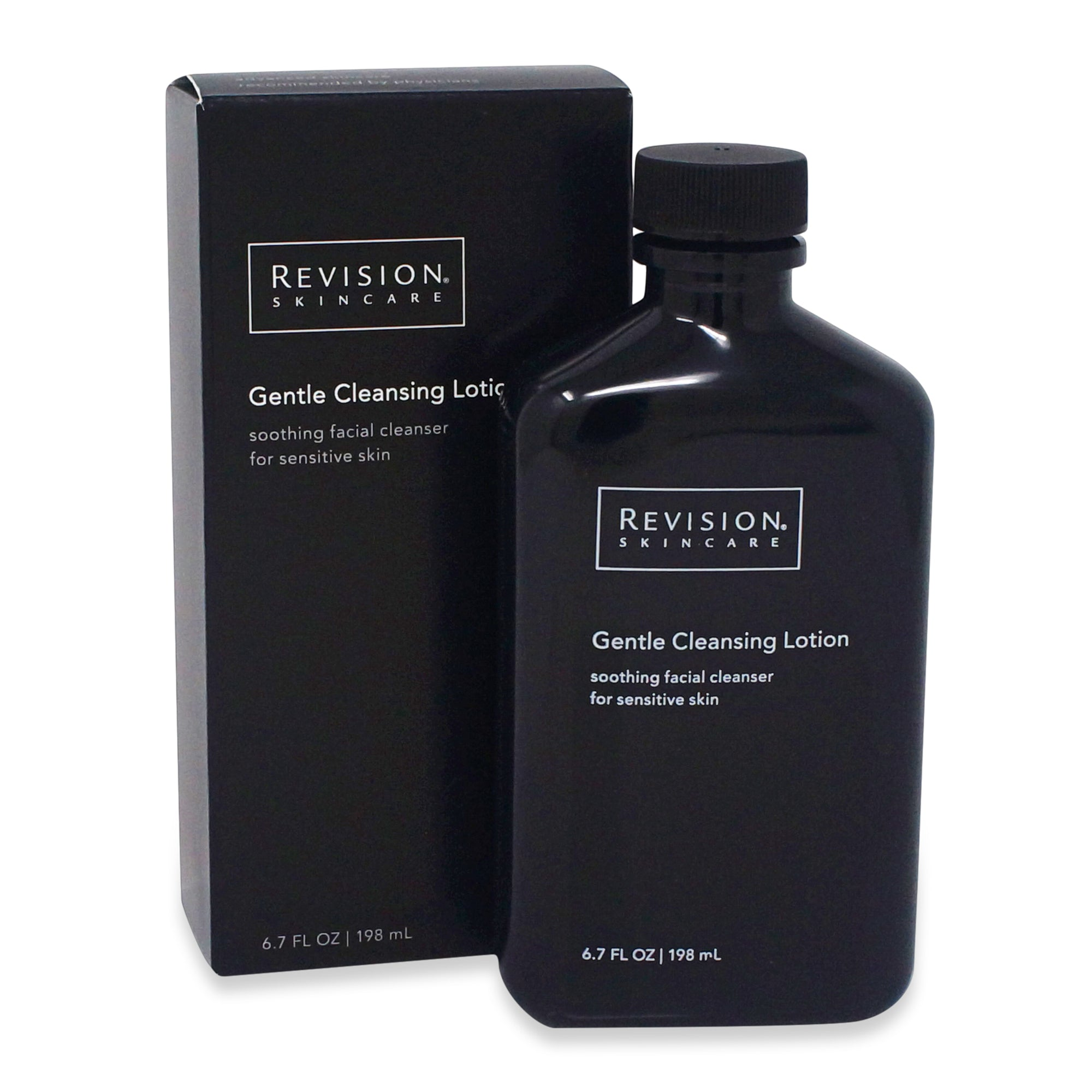 REVISION ~ GENTLE CLEANSING LOTION ~ 6.7 FL OZ BOTTLE