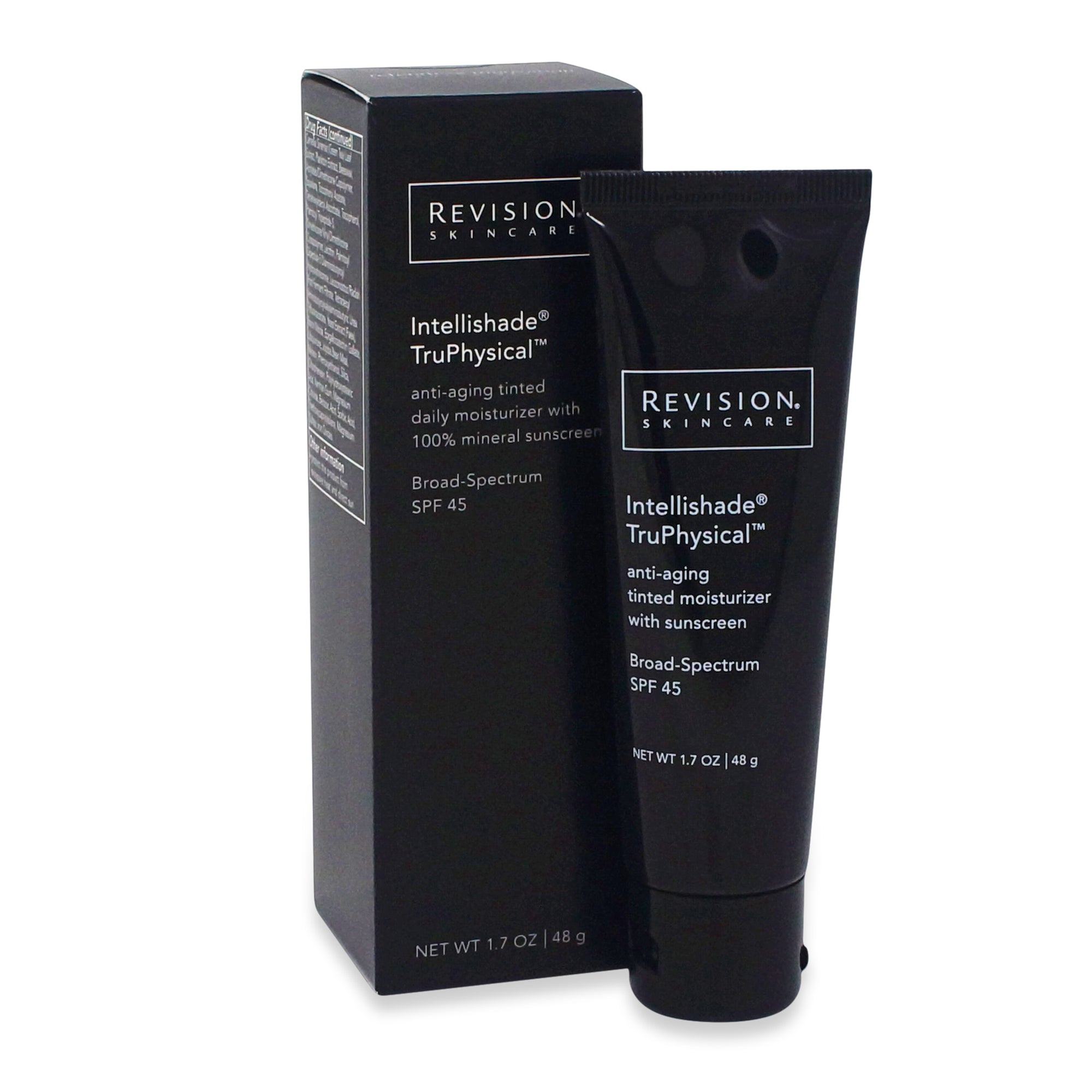 REVISION ~ INTELLISHADE TRUPHYSICAL SPF 45 ~ 1.7 OZ TUBE