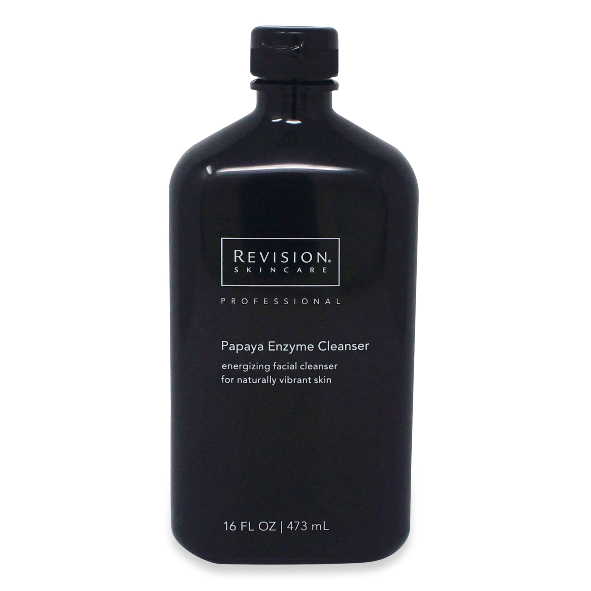 REVISION ~ PAPAYA ENZYME CLEANSER ~ 16 FL OZ BOTTLE