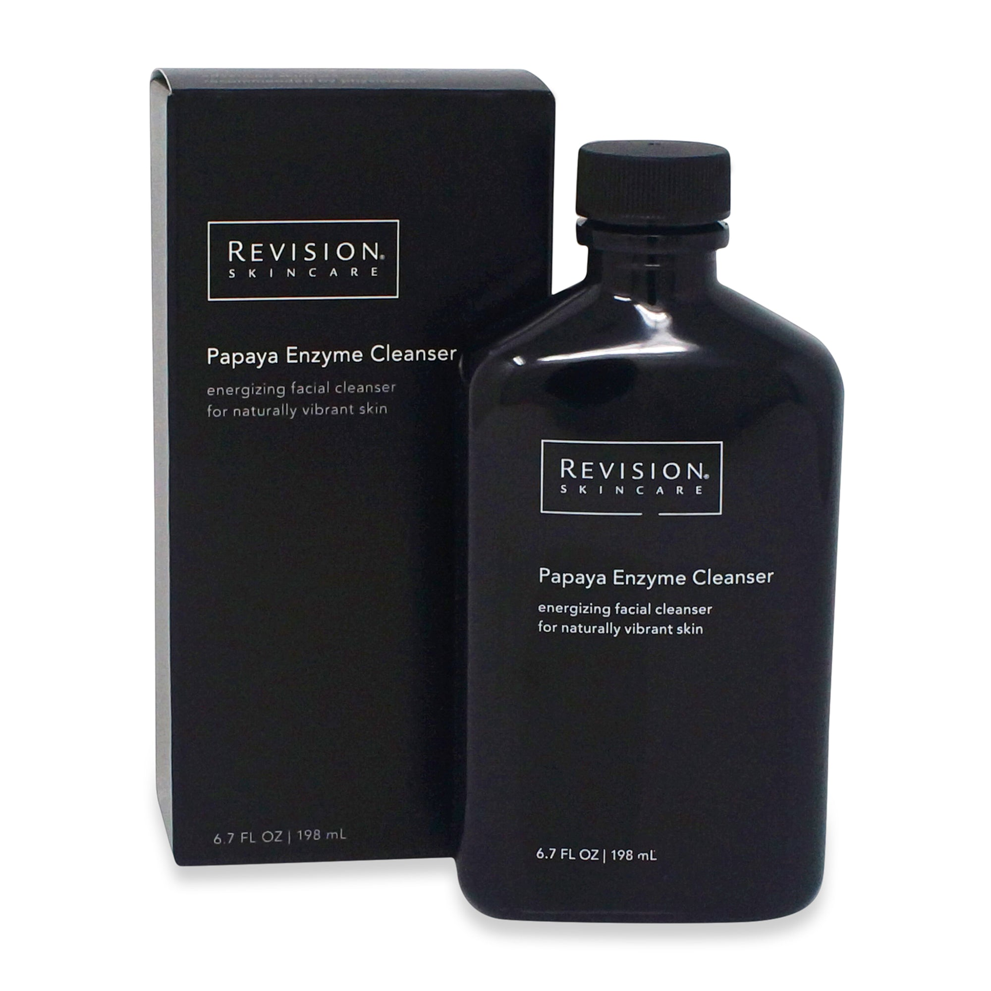 REVISION ~ PAPAYA ENZYME CLEANSER ~ 6.7 FL OZ BOTTLE