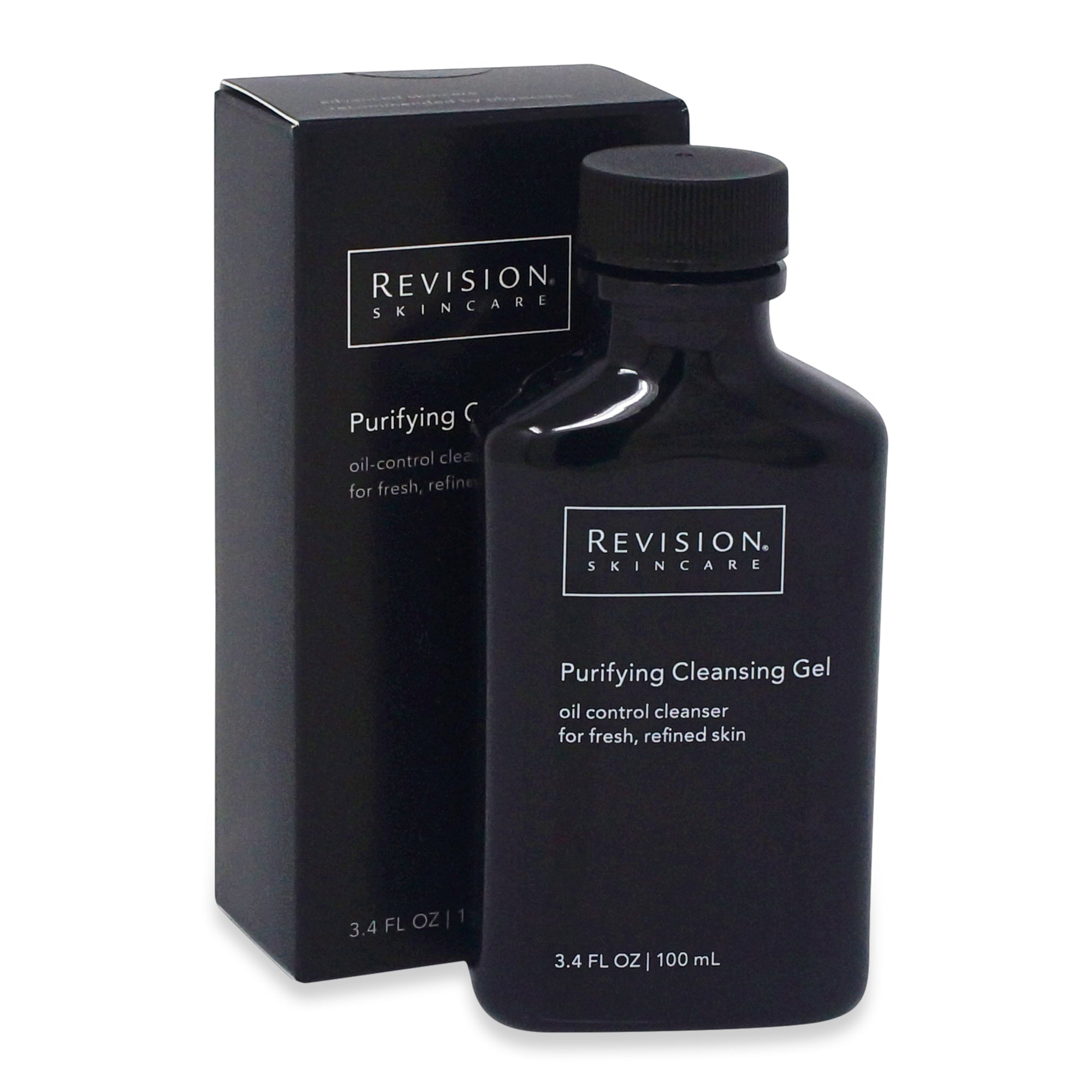 REVISION ~ PURIFYING CLEANSING GEL ~ 3.4 FL OZ BOTTLE