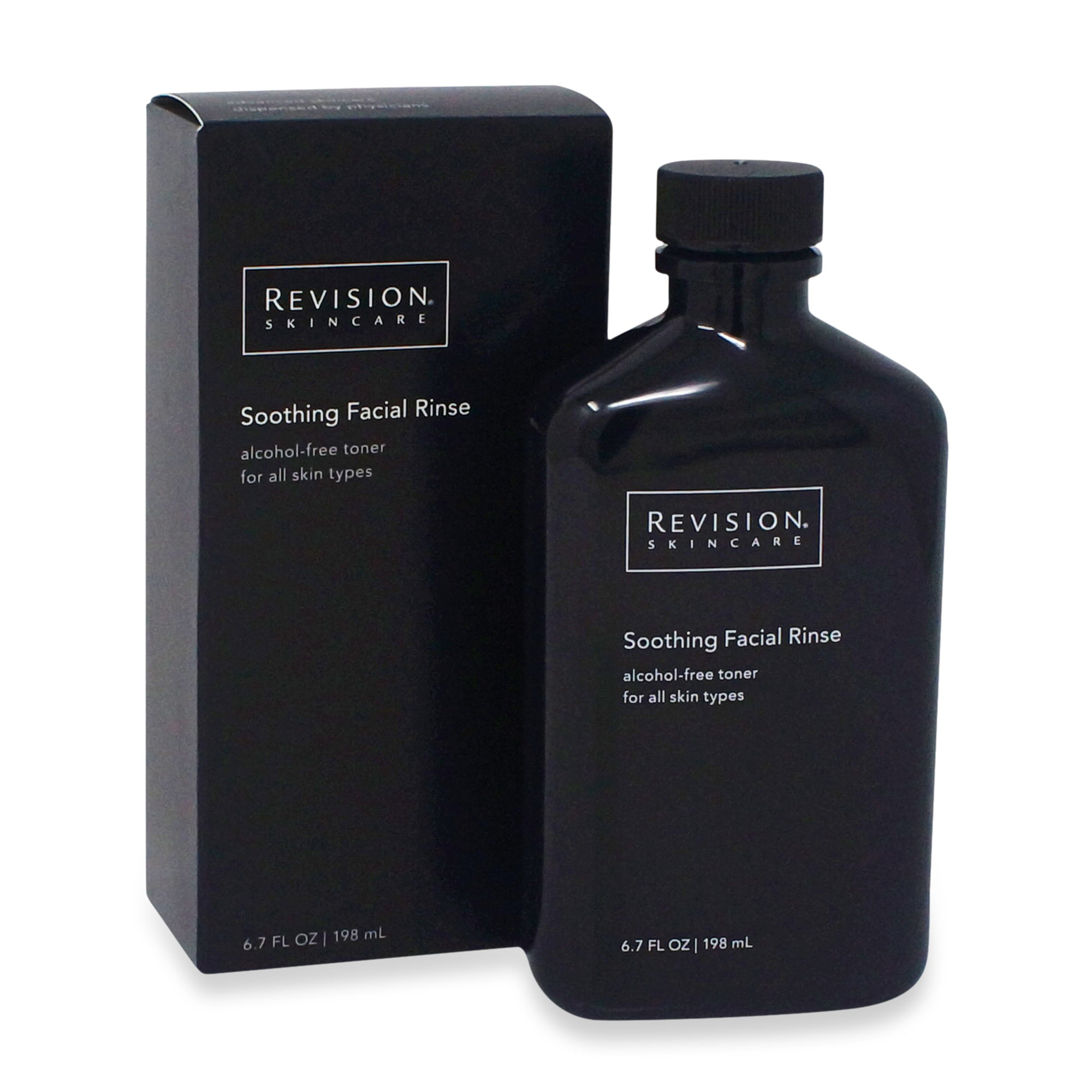 REVISION ~ SOOTHING FACIAL RINSE ~ 6.7 FL OZ BOTTLE
