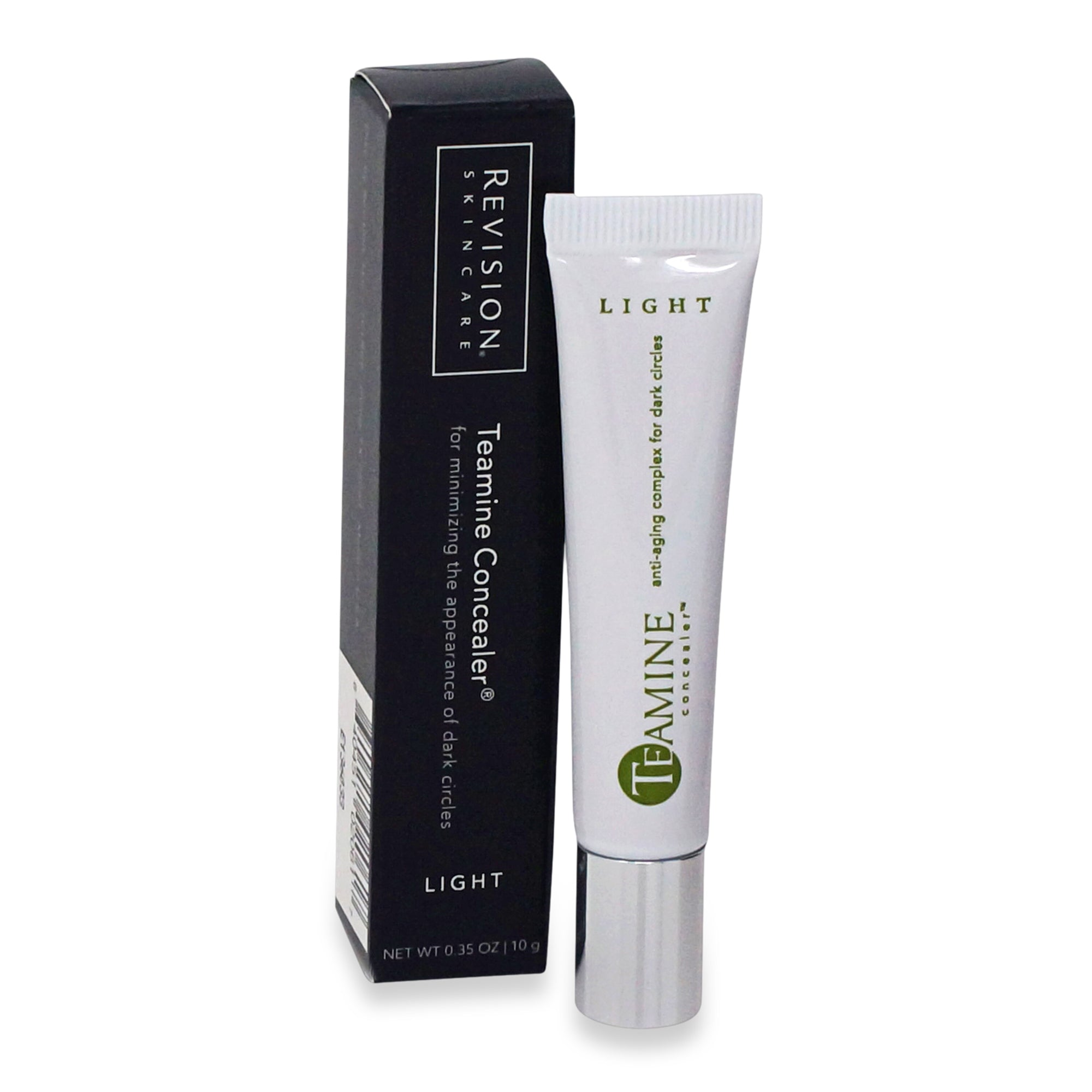 REVISION ~ TEAMINE CONCEALER LIGHT ~ 0.35 OZ TUBE