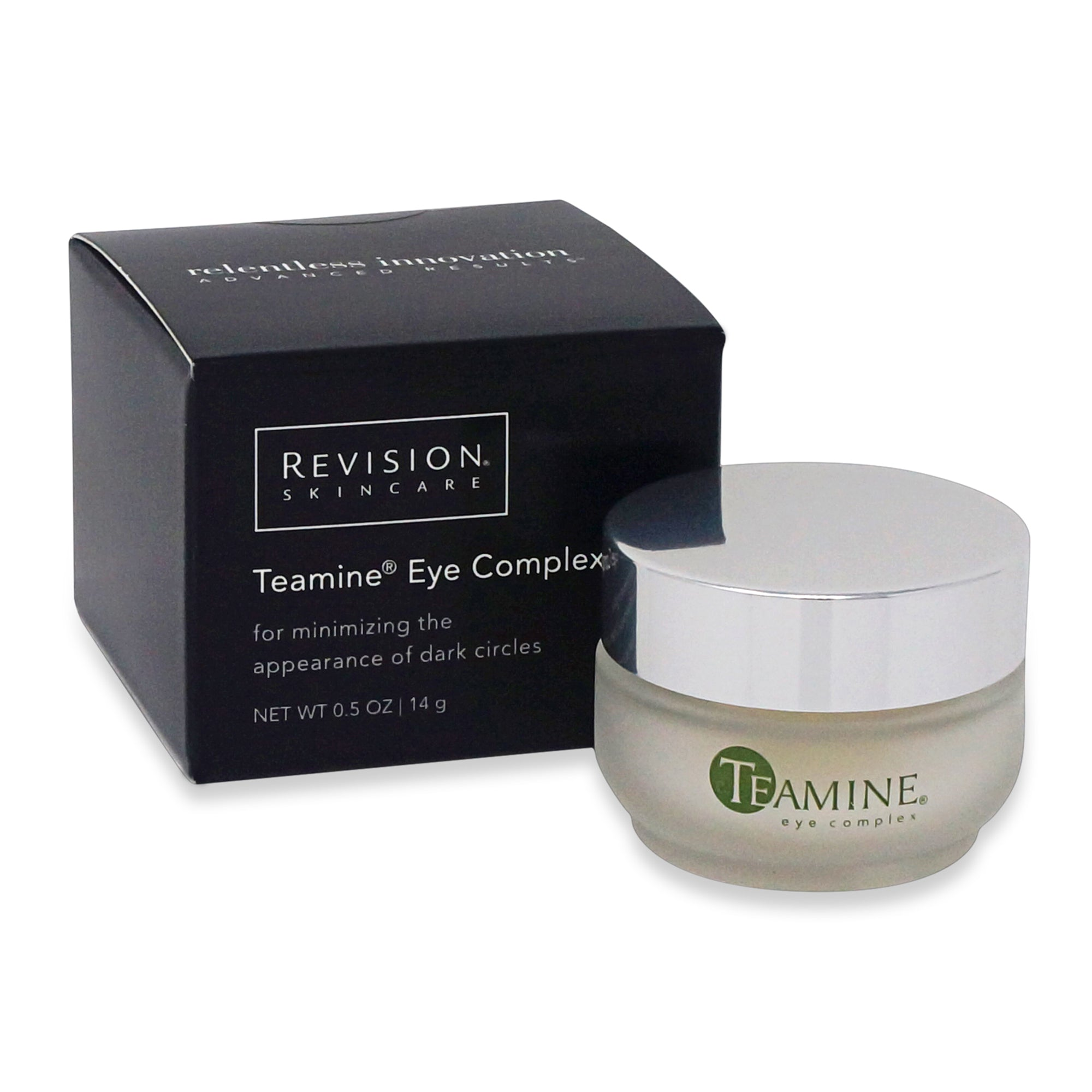 REVISION ~ TEAMINE EYE COMPLEX ~ 0.5 OZ JAR
