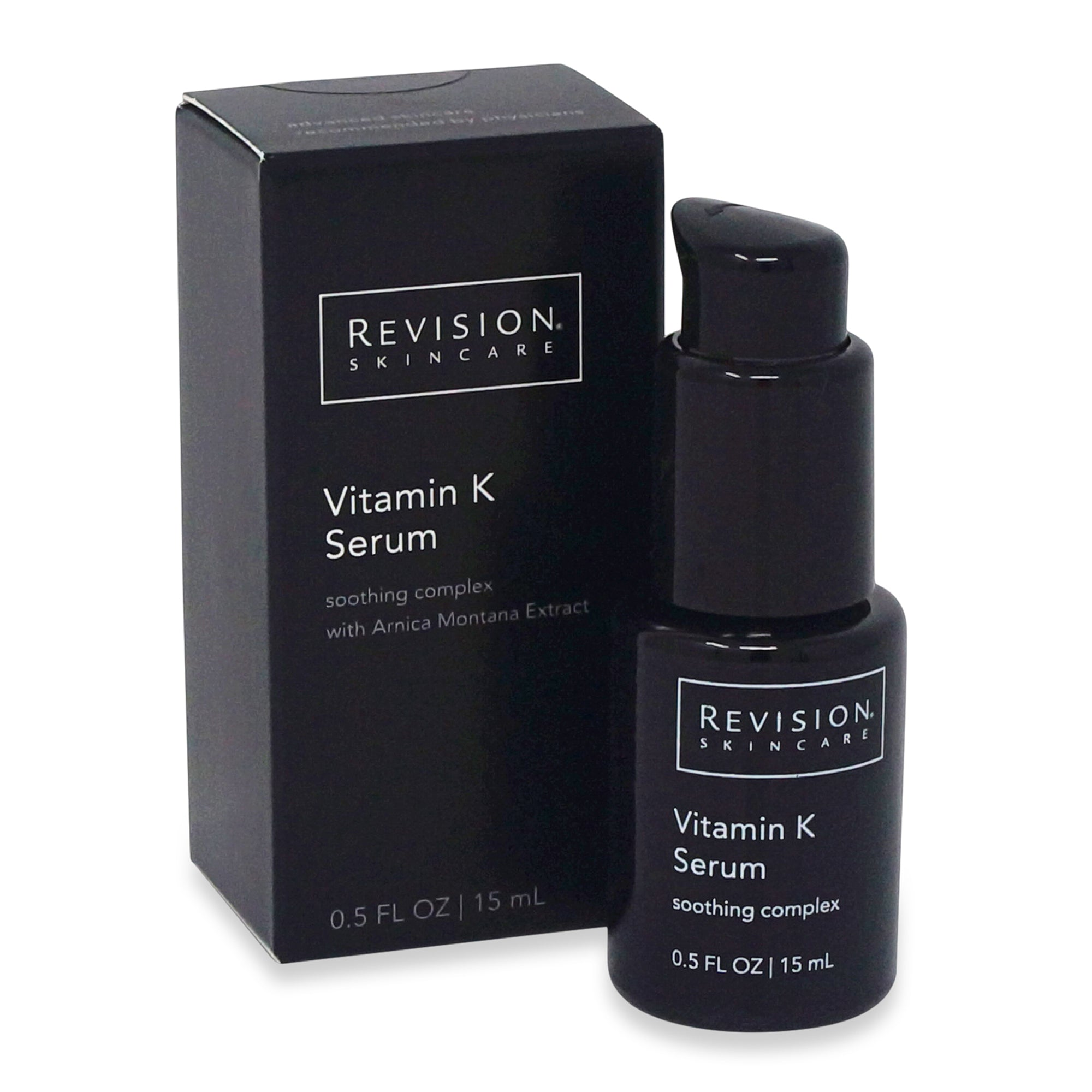 REVISION ~ VITAMIN K SERUM ~ 0.5 FL OZ W/PUMP
