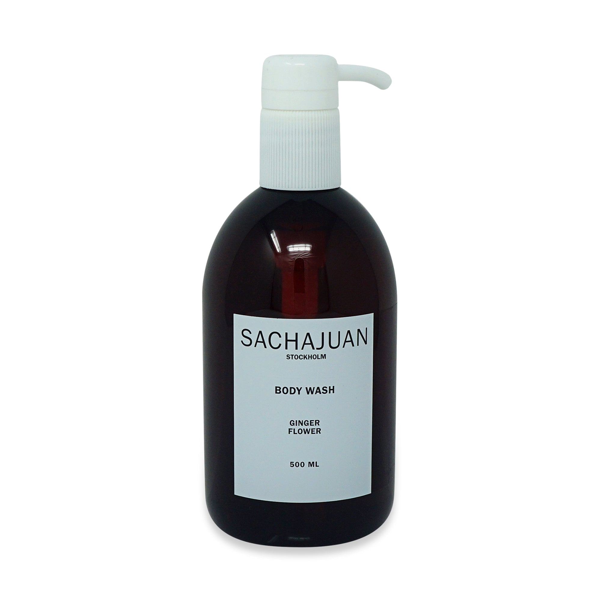 SACHAJUAN ~ BODY WASH GINGER FLOWER ~ 16.9OZ