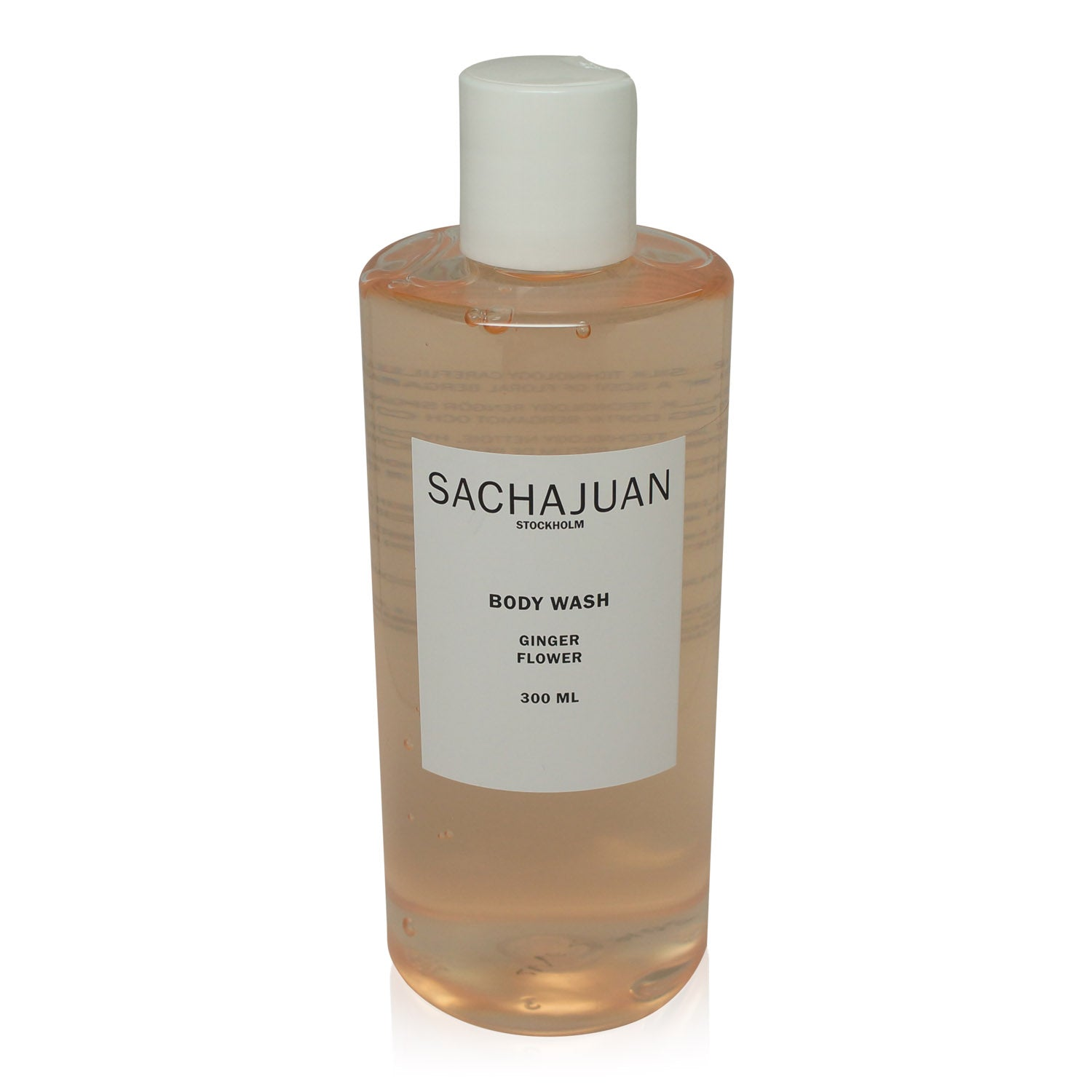 SACHAJUAN ~ BODY WASH GINGER FLOWER ~ 300 ML