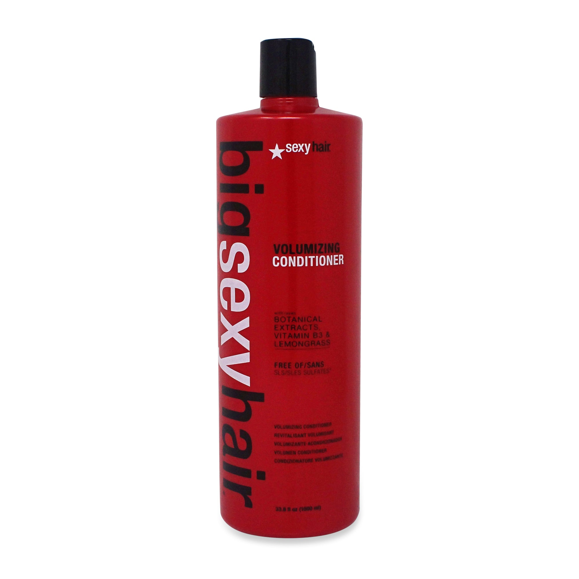 SEXYHAIR ~ BIG-SEXY HAIR ~  VOLUMIZING CONDITIONER ~ 33.8 FL OZ