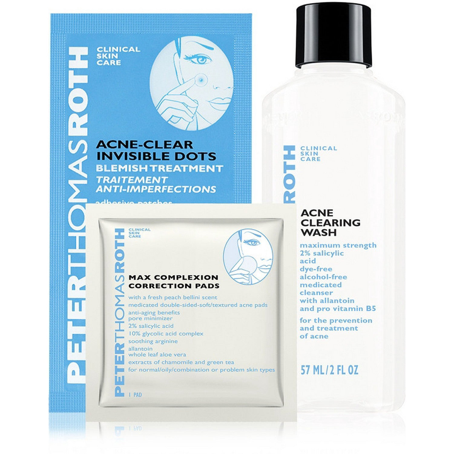 PETER THOMAS ROTH ~ ACNE DISCOVERY KIT *2018*