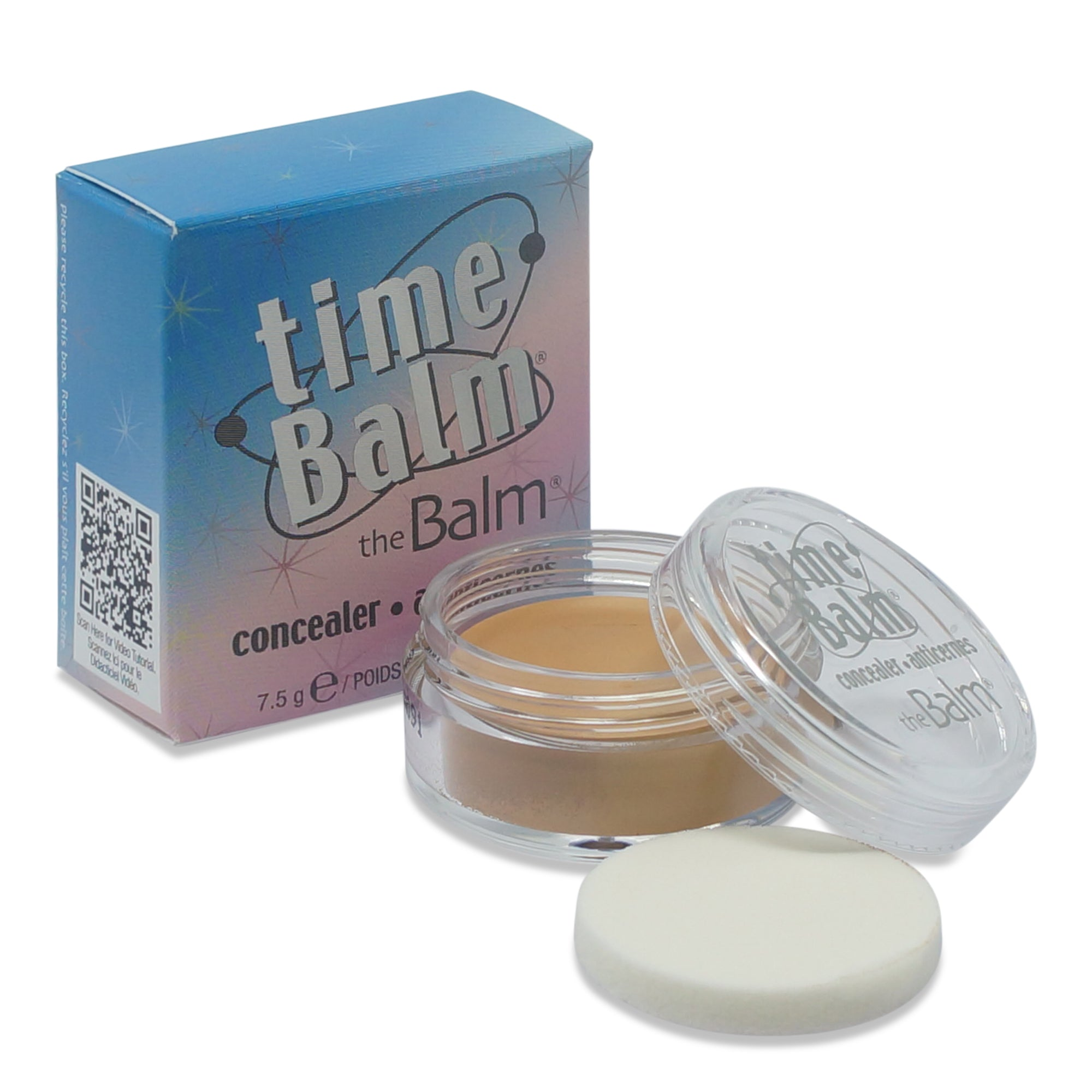 THE BALM ~ TIMEBALM CONCEALER ~ MEDIUM