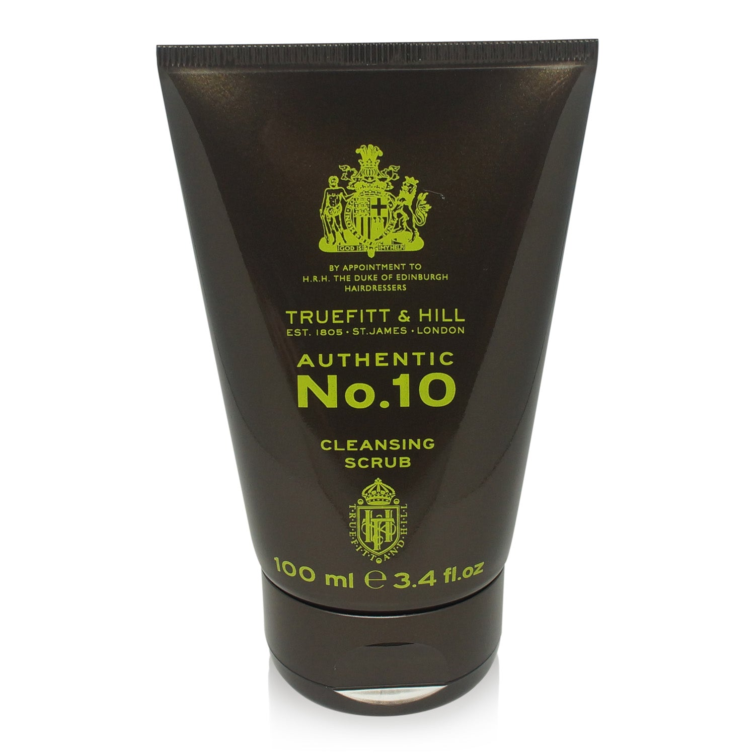 TRUEFITT ~ AUTHENTIC NO. 10 CLEANSING SCRUB