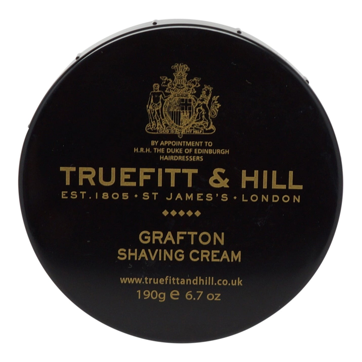 Truefitt & Hill Grafton Shaving Cream 6.7 oz.