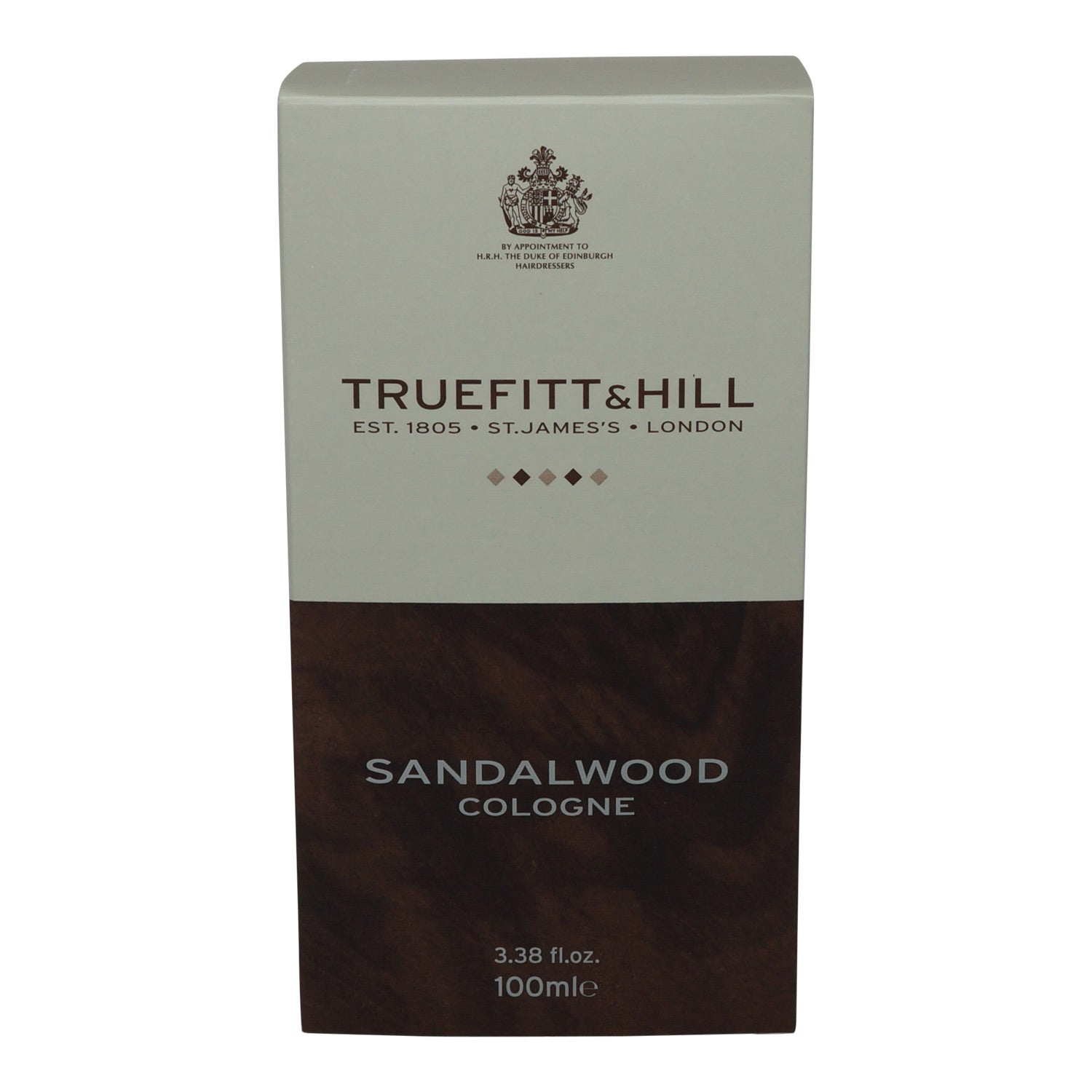 TRUEFITT ~ SANDALWOOD COLOGNE