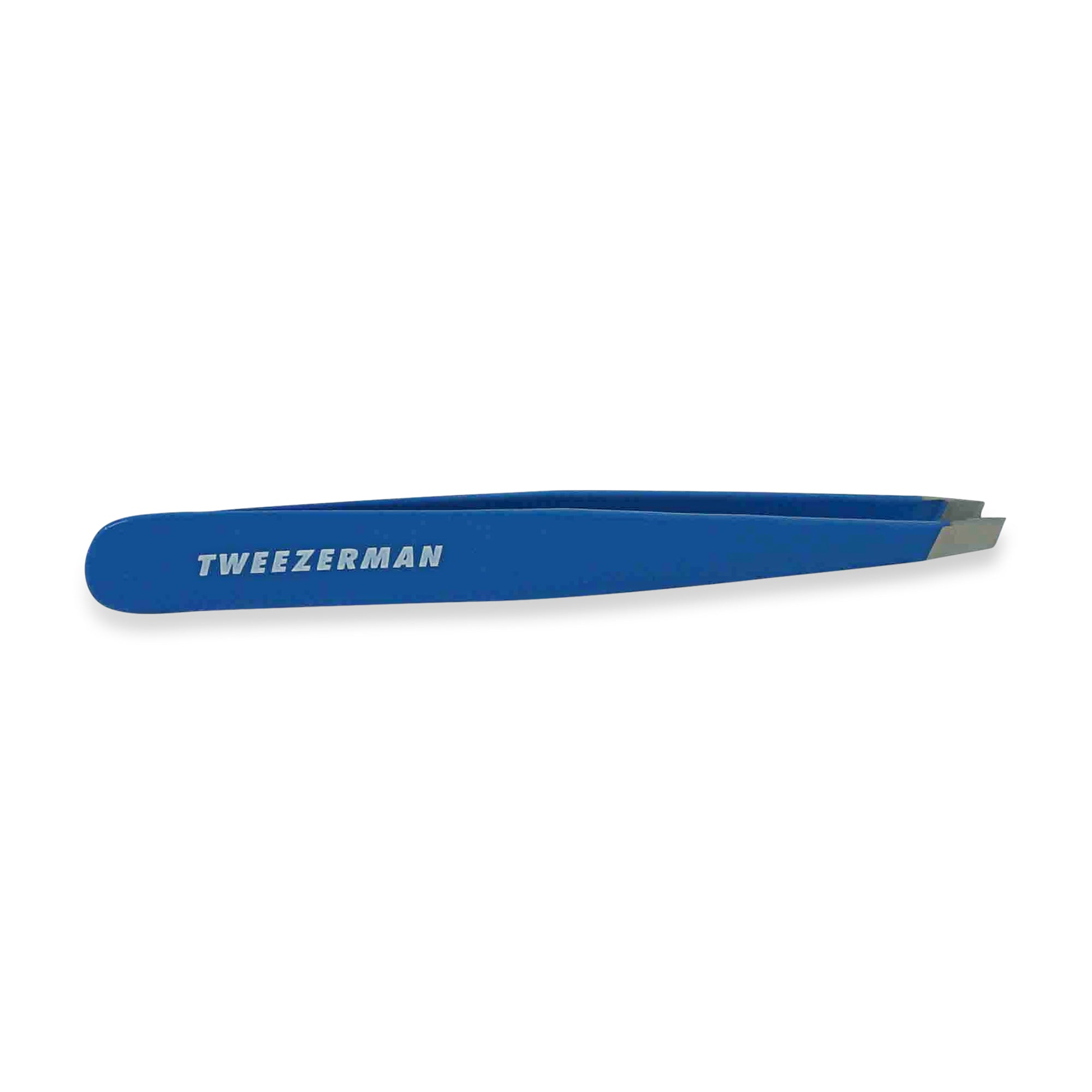 Tweezerman Slant Tweezer Bahama Blue