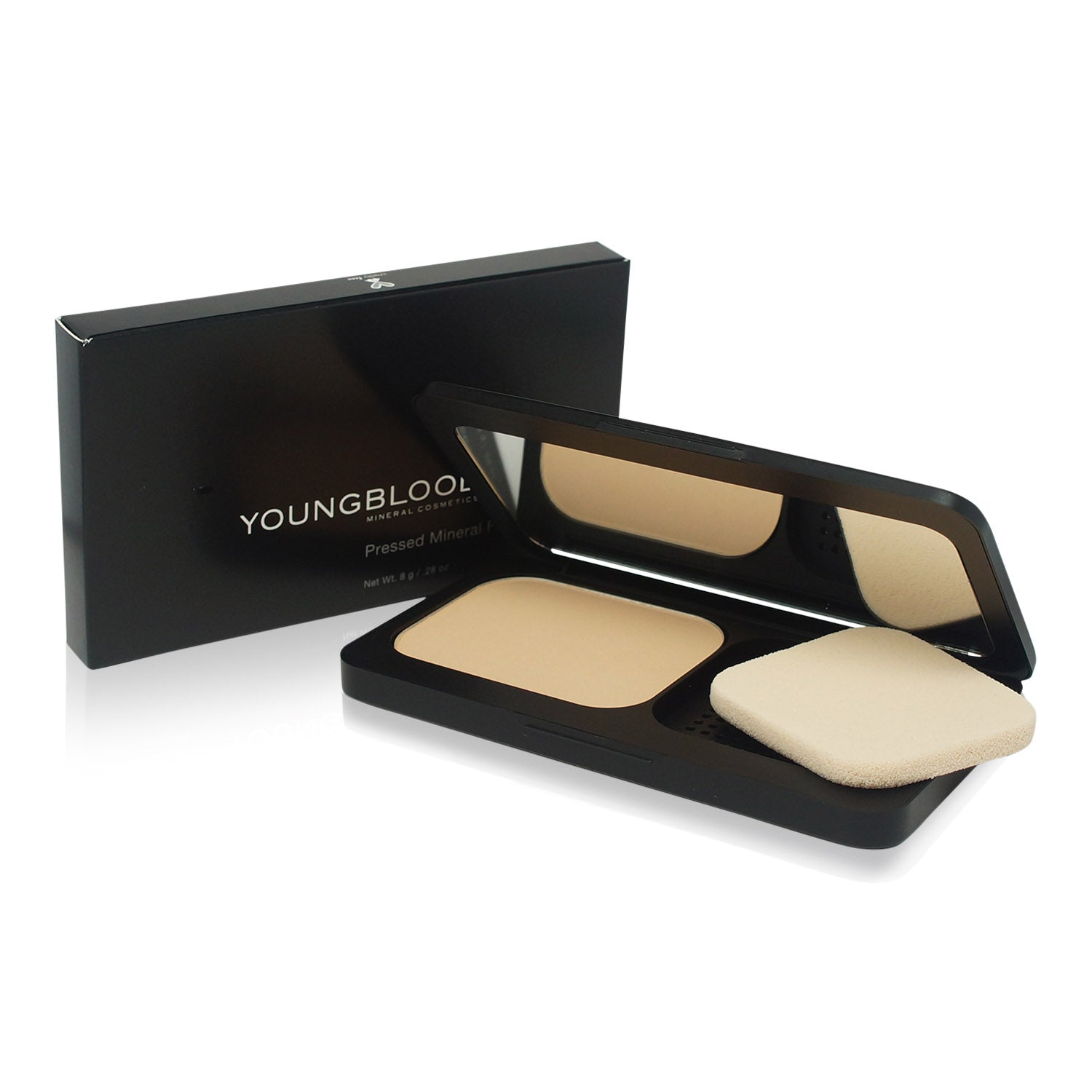 YOUNGBLOOD ~ PRESSED MINERAL FOUNDATION-NEUTRAL
