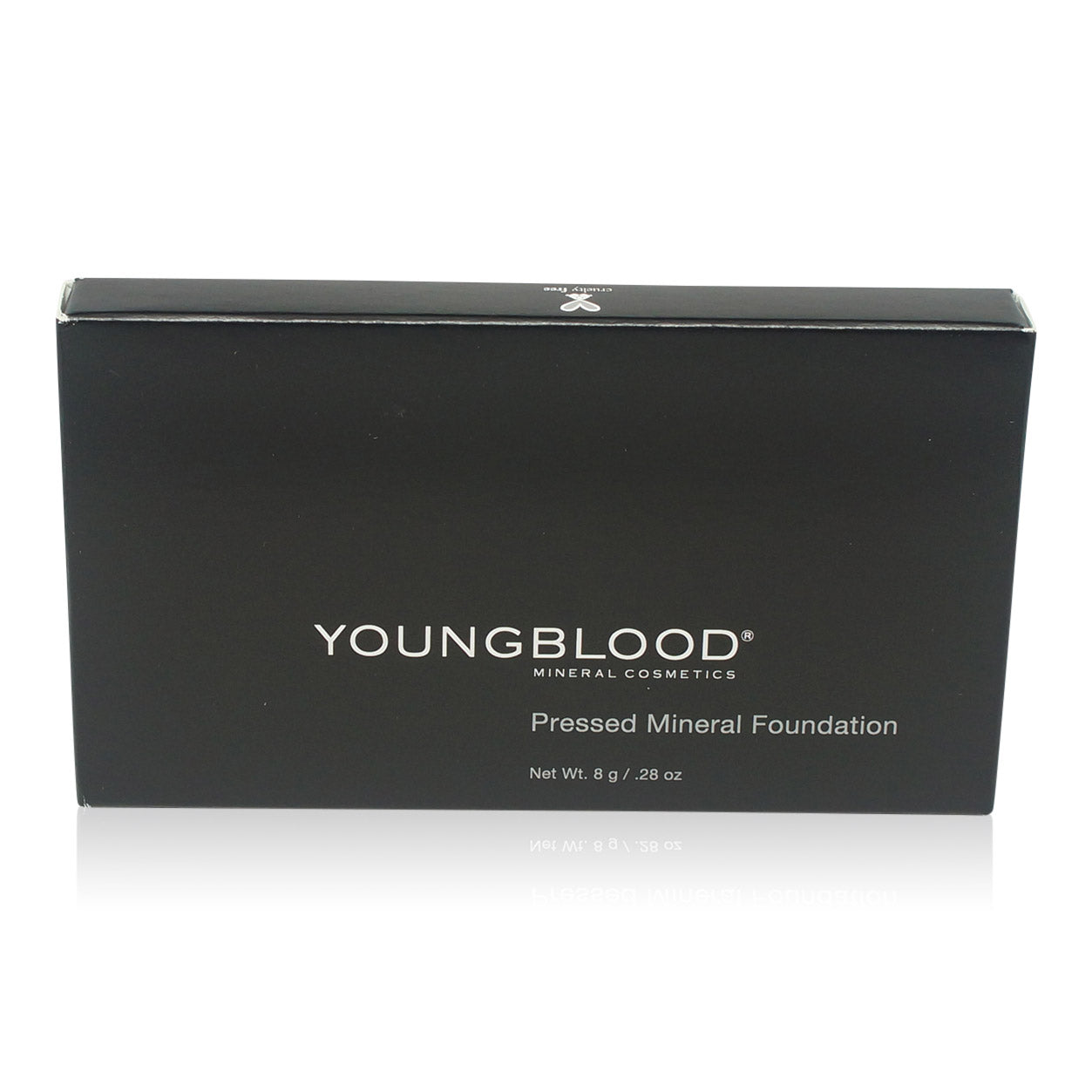 Youngblood Pressed Mineral Foundation Toffee .28 oz.