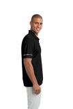 FBF Men's Dri Fit Performance Polo - Black
