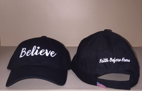 Ladies Believe Hat
